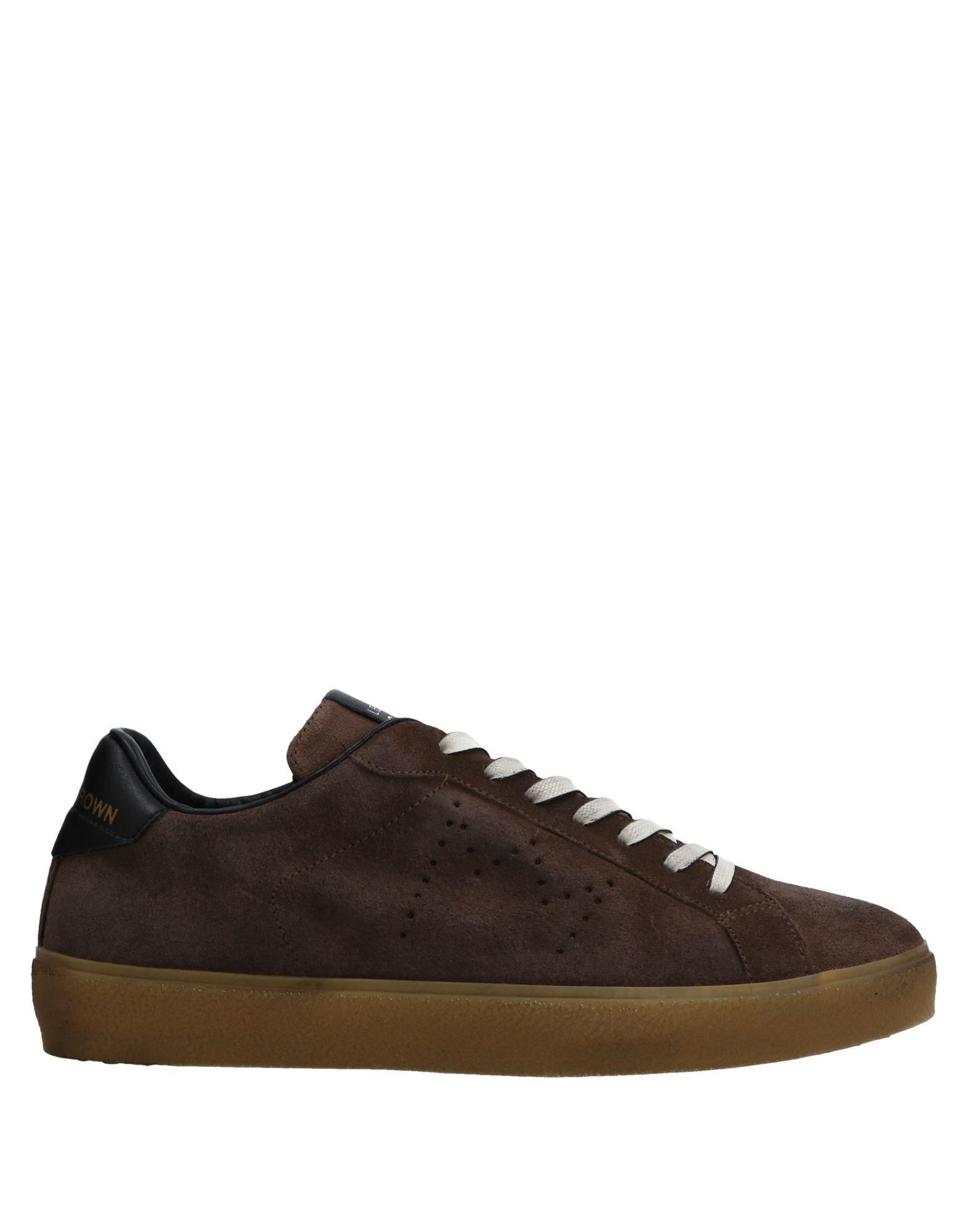 Leather Crown Sneakers Herren  11531971UK Gute Qualität beliebte Schuhe