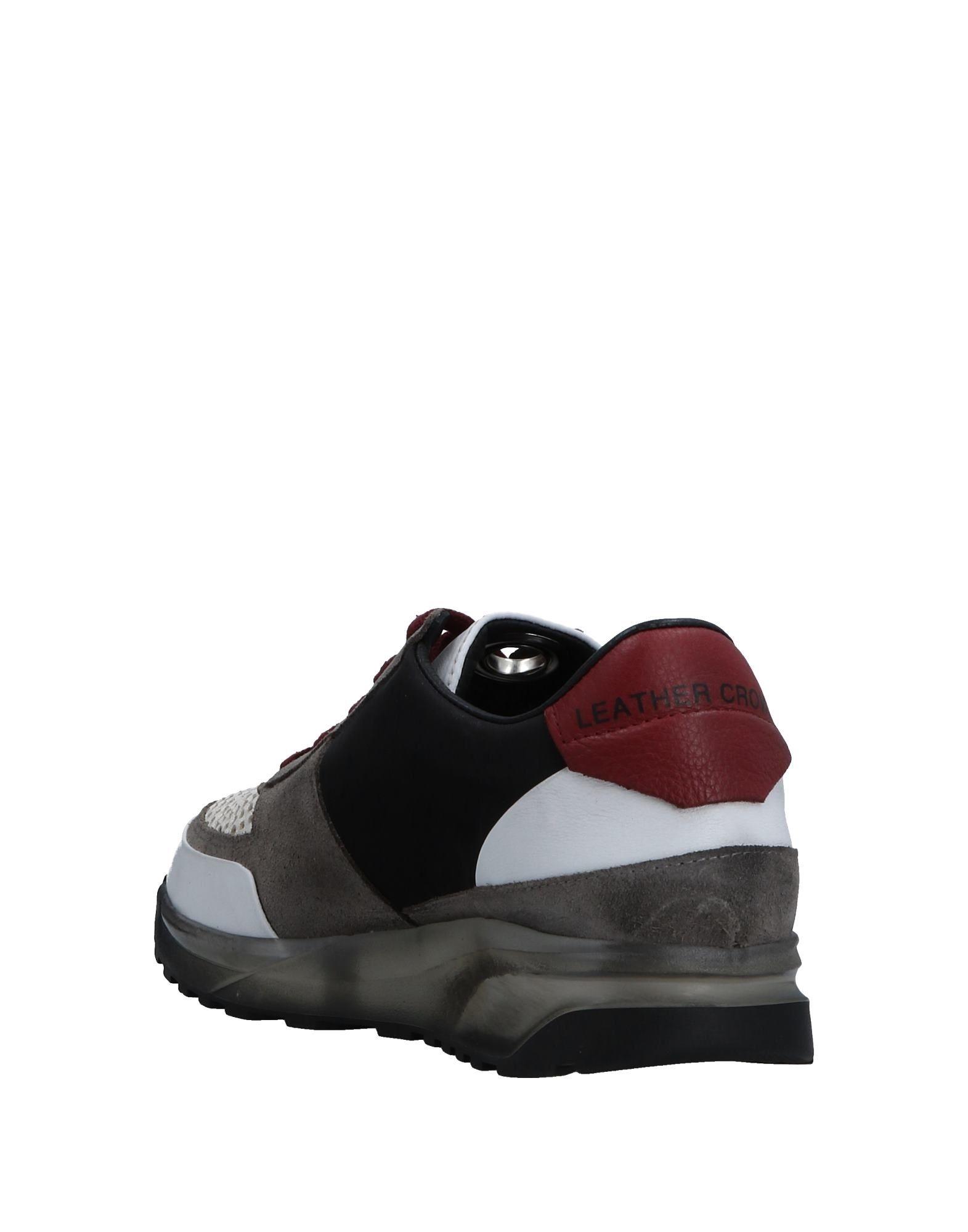 Sneakers - Leather Crown Uomo - Sneakers 11532003KO 701727