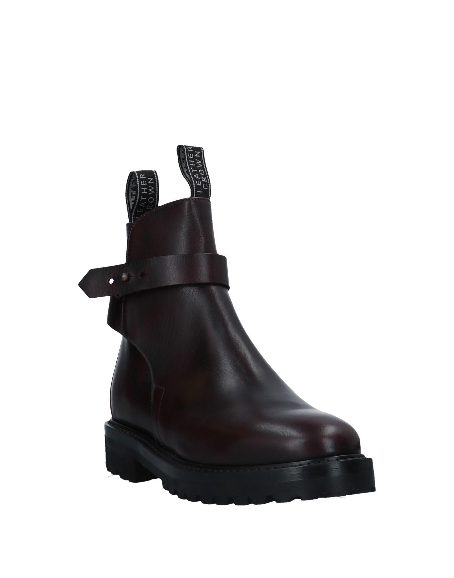 Leather Herren Crown Stiefelette Herren Leather  11532004MF 1c35cf