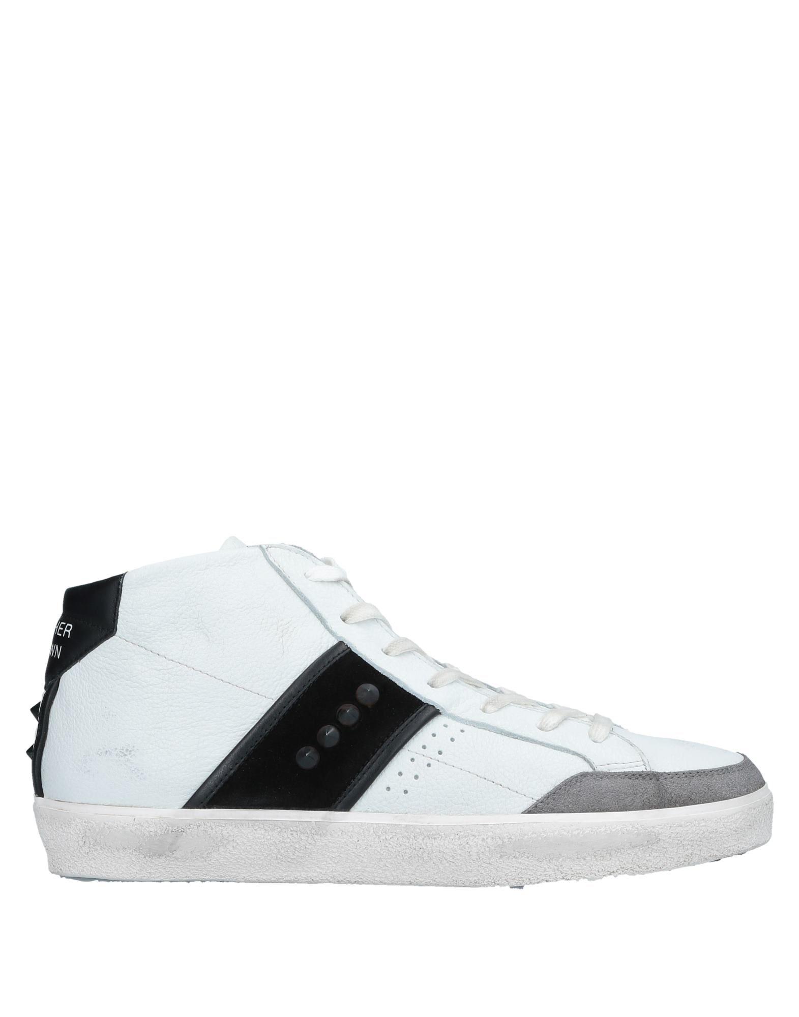 Leather Crown Sneakers Herren  11532005SR Gute Qualität beliebte Schuhe