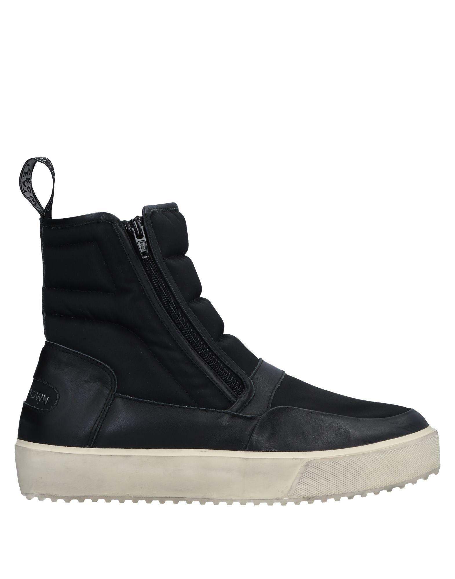 Leather Crown Stiefelette Herren  11532006ID Gute Qualität beliebte Schuhe