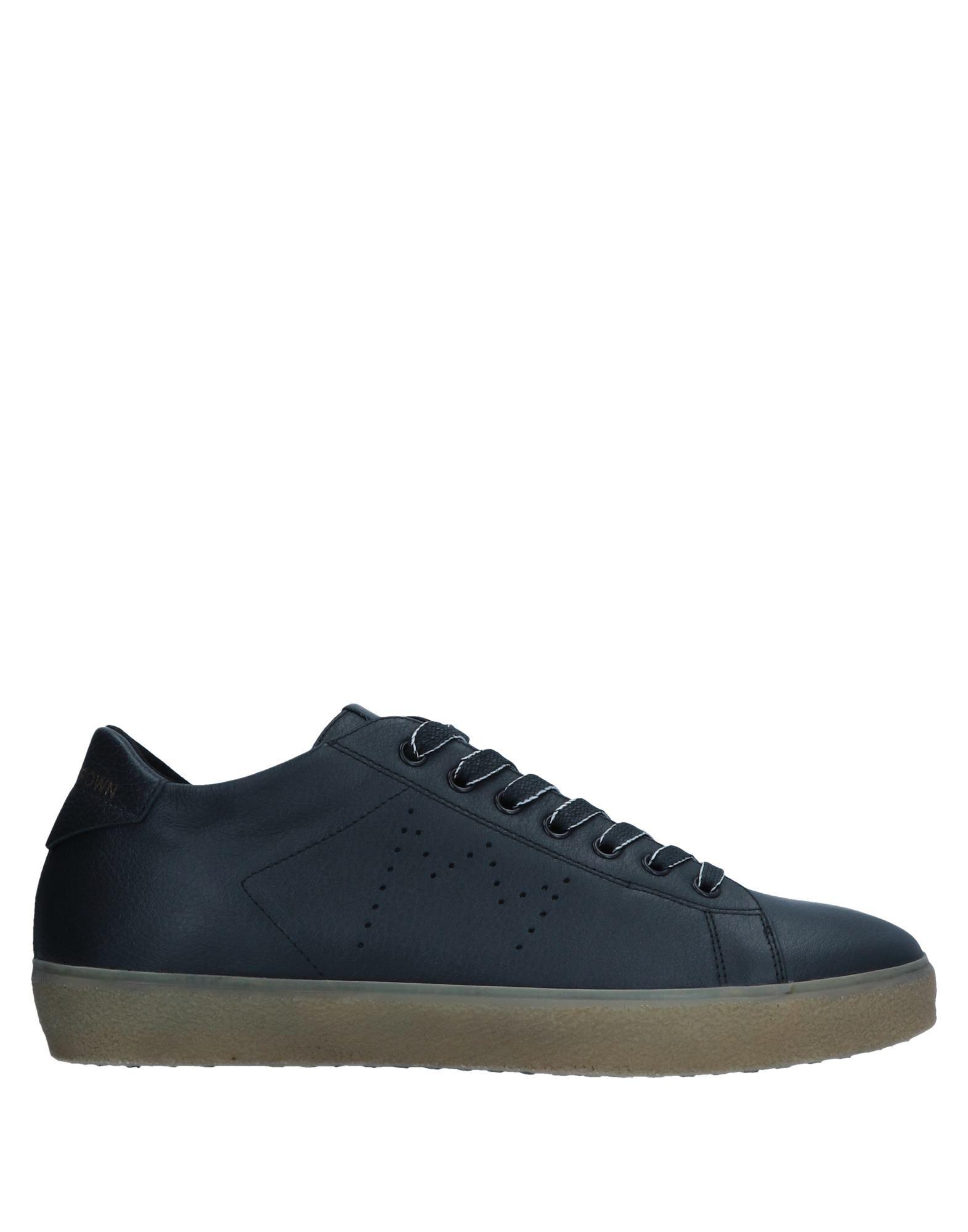 Leather Crown Sneakers Herren  11532012GT Gute Qualität beliebte Schuhe