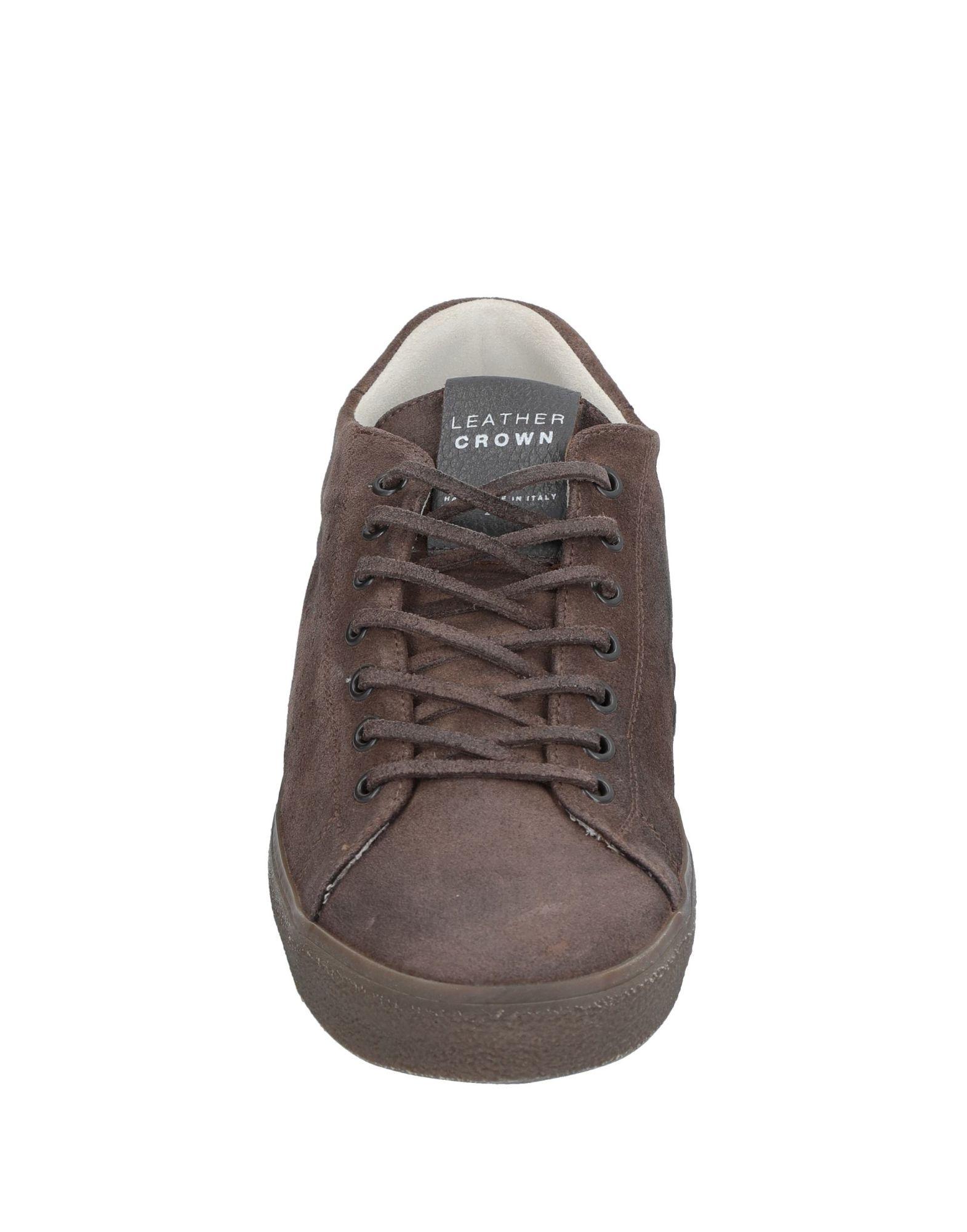 Leather 11532015EJ Crown Sneakers Herren  11532015EJ Leather c81e93
