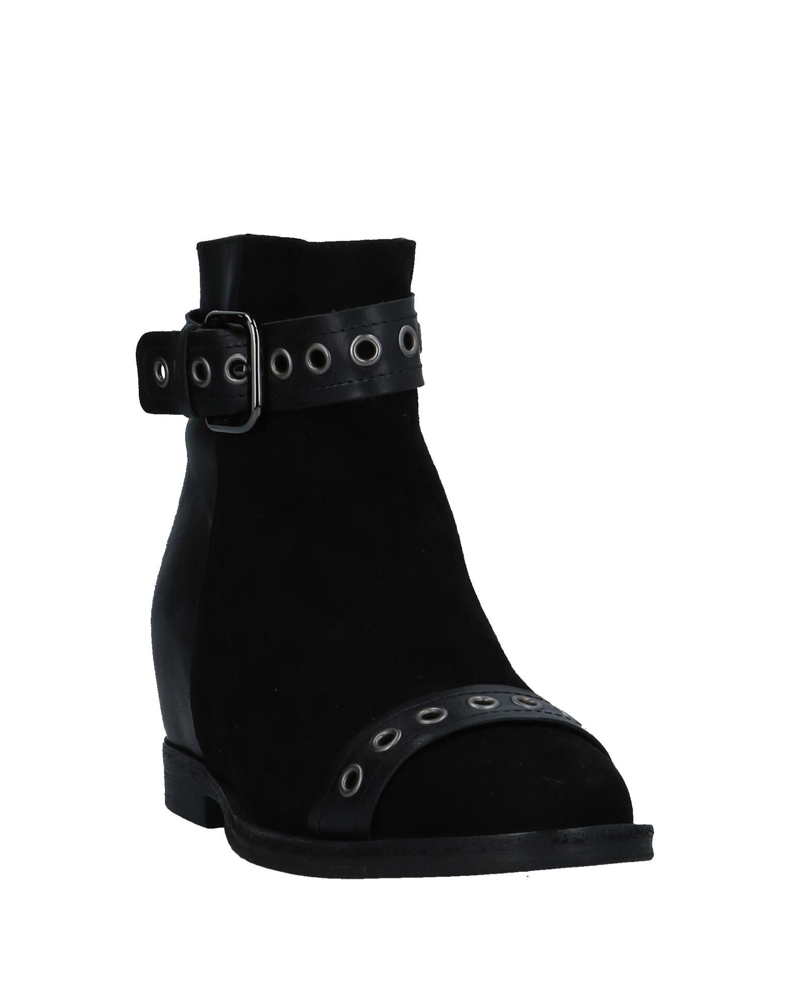 Via Roma 15 Stiefelette strapazierfähige Damen  11532020UCGut aussehende strapazierfähige Stiefelette Schuhe 624b7f