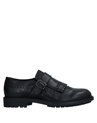 Zapatos con descuento Mocasín Antica Cuoieria Hombre - Mocasines Antica Cuoieria - 11532024BO Negro