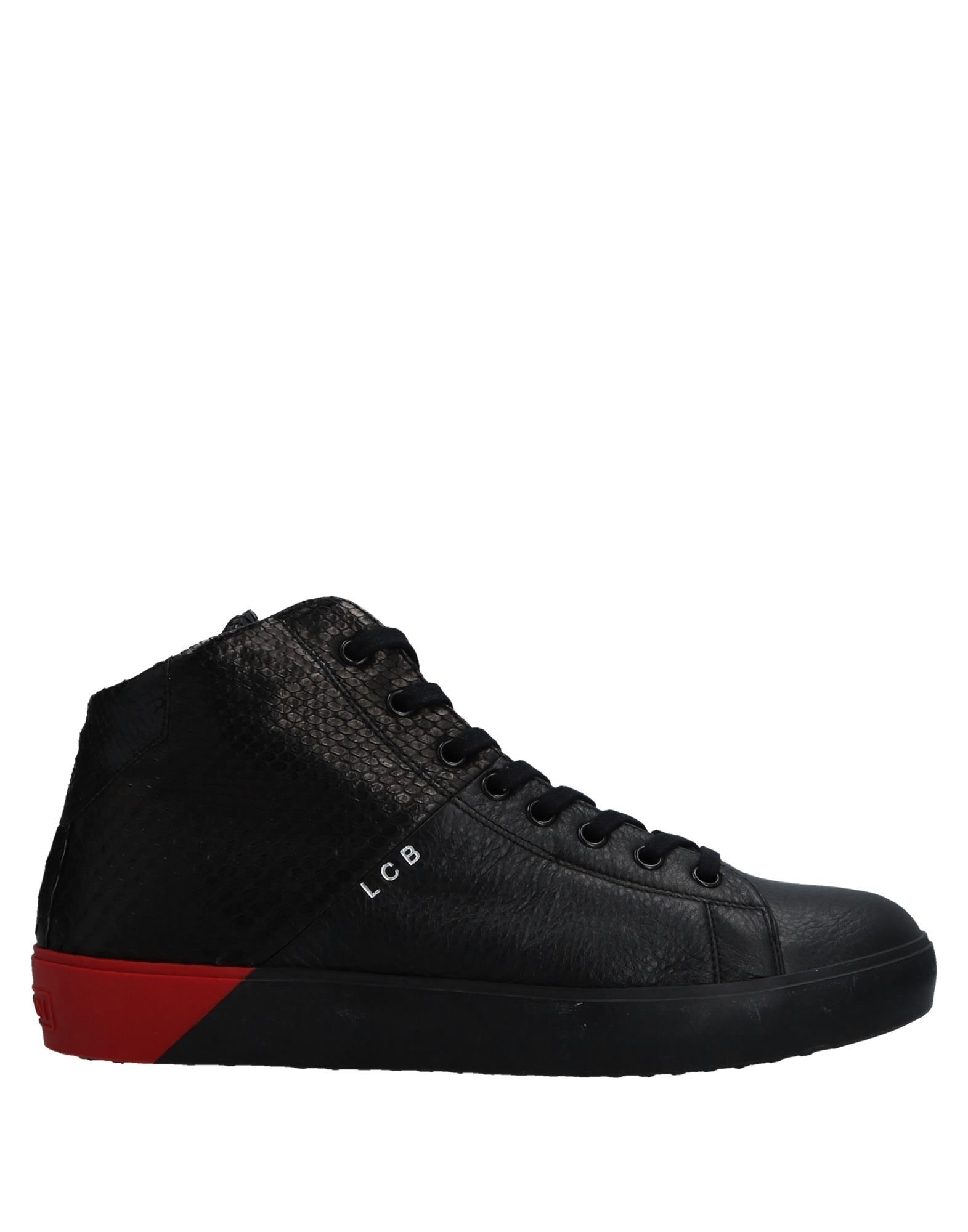 Sneakers Leather Crown Uomo - 11532039SS