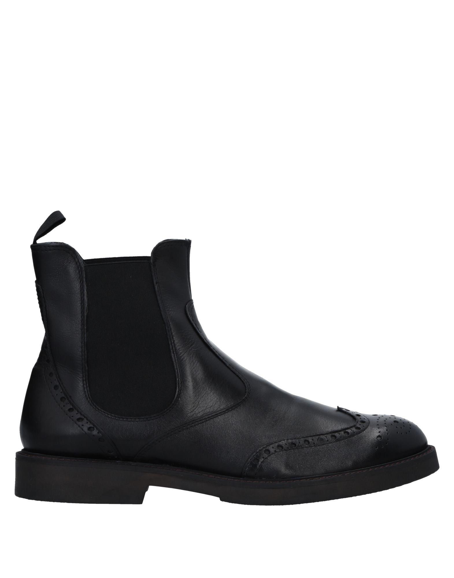 Rabatt  echte Schuhe Angelo Pallotta Stiefelette Herren  Rabatt 11532048PB 7693be