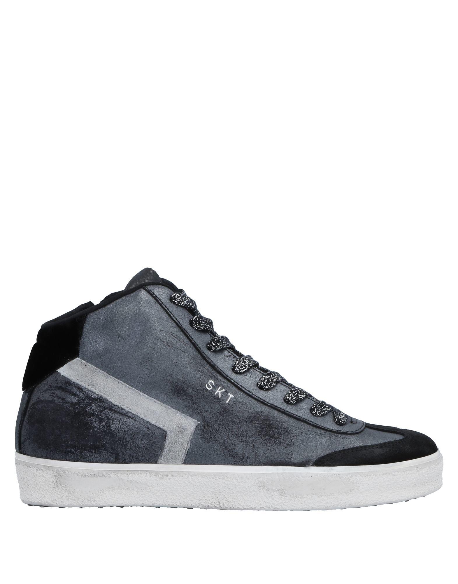 Gut um billige Schuhe zu tragenLeather Crown Sneakers Damen  11532052KU