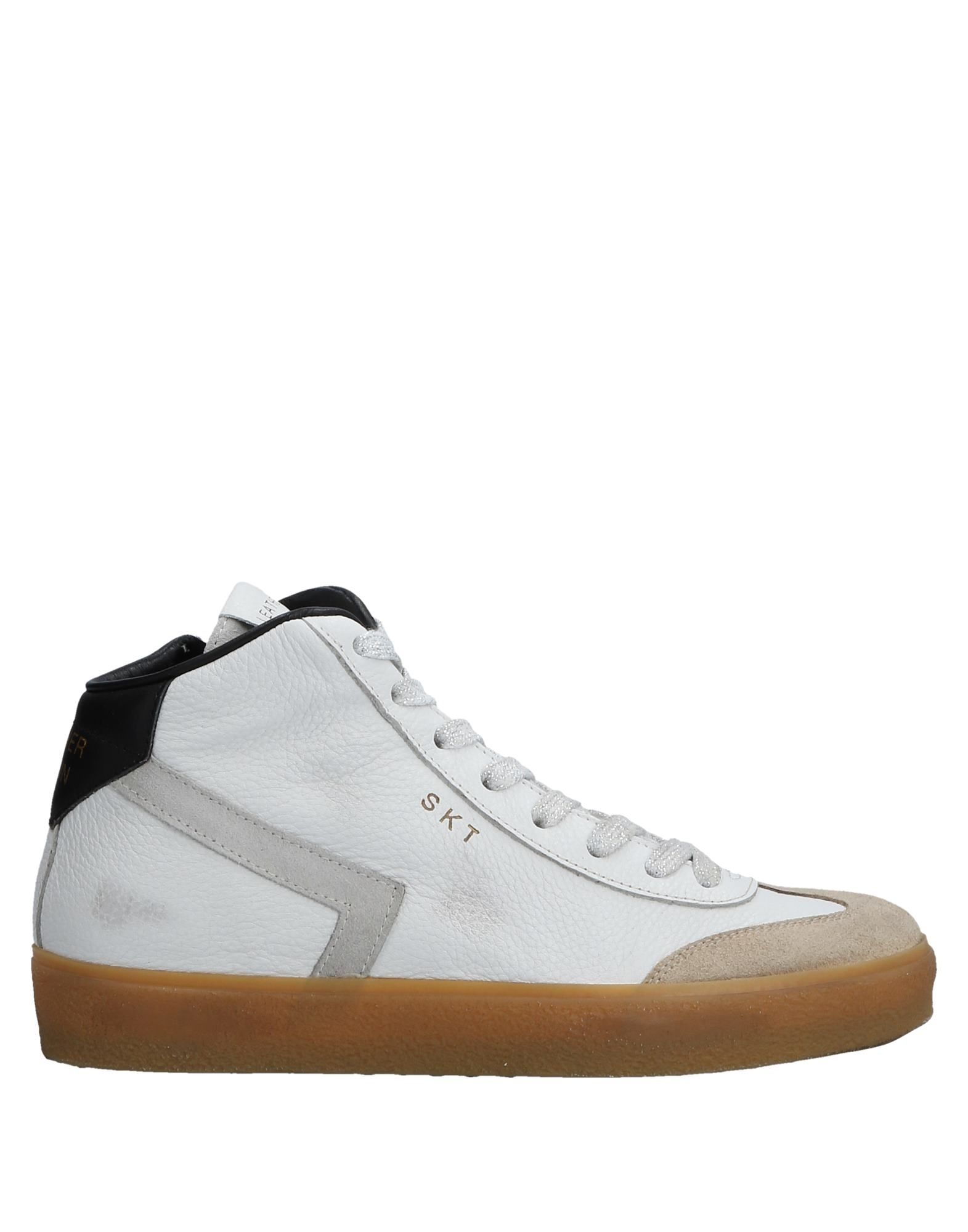 Stilvolle billige Schuhe Leather  Crown Sneakers Damen  Leather 11532077EW 065d3b