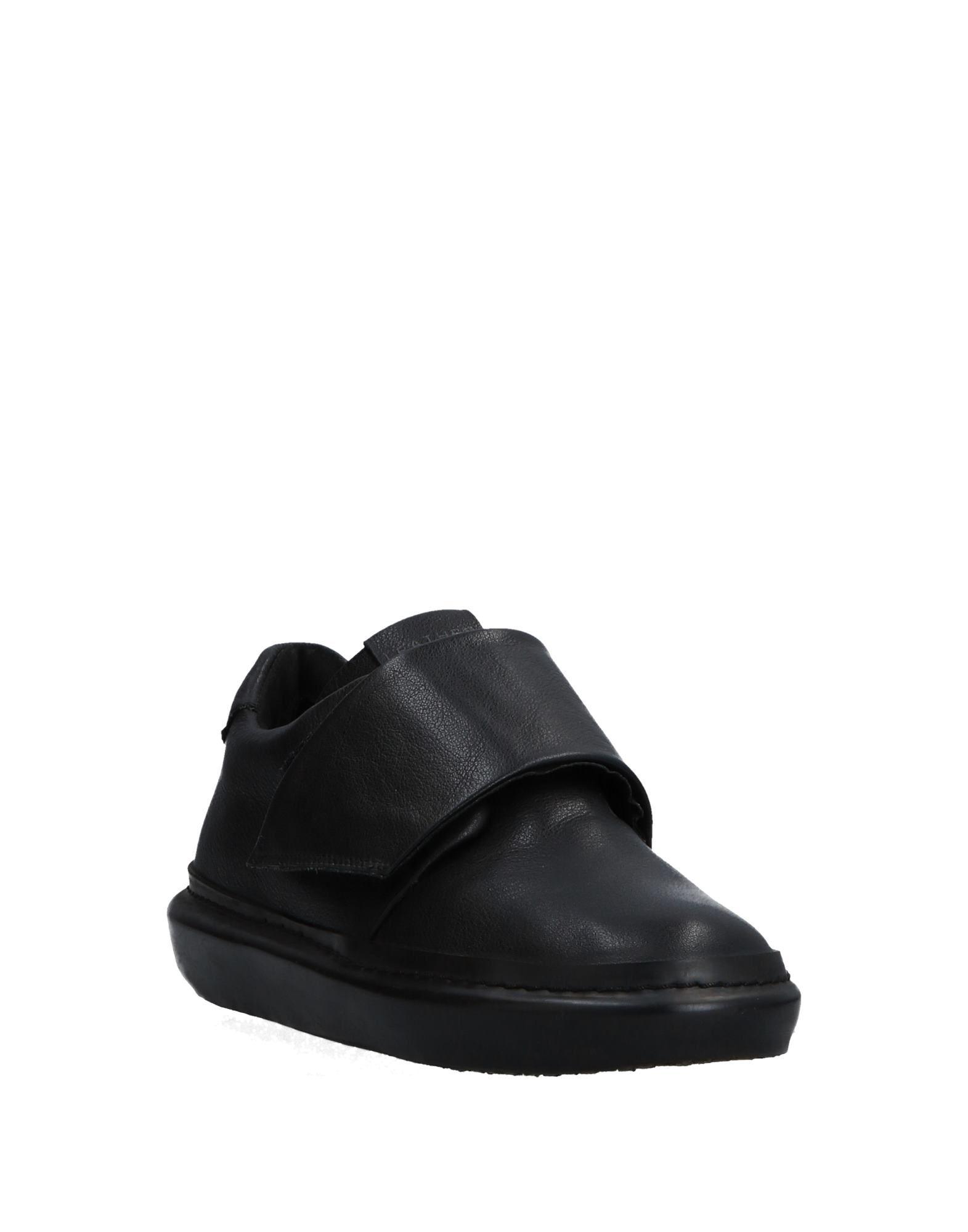 Stilvolle billige Schuhe Leather Crown Sneakers Damen  11532178PB