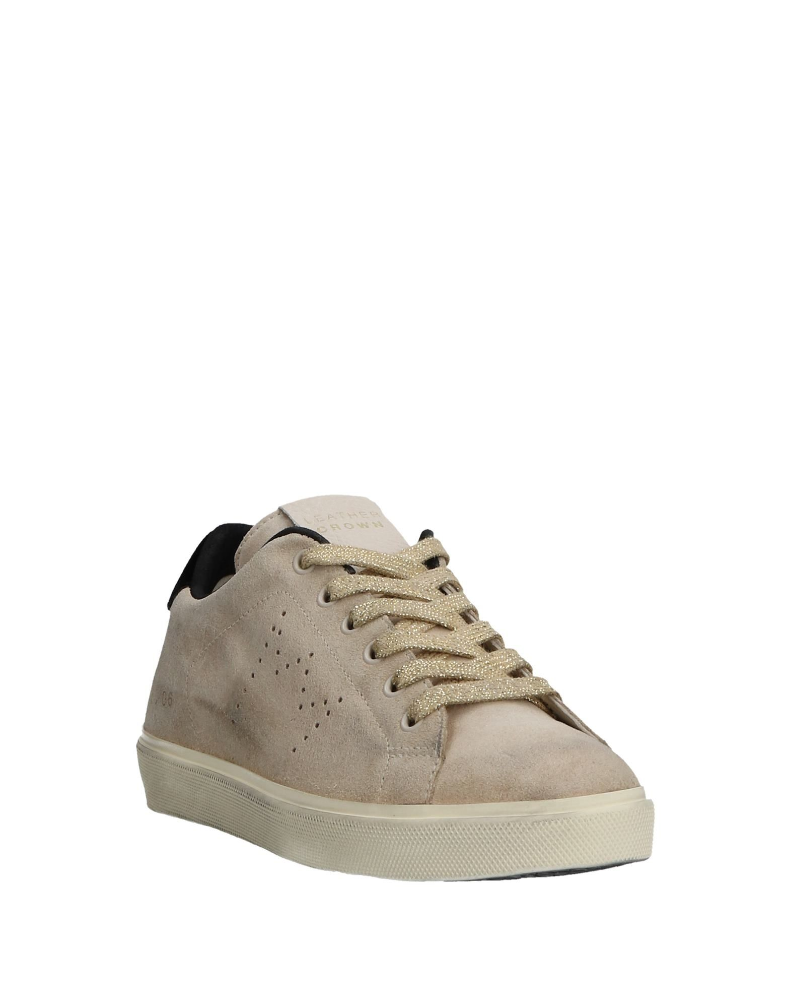 Sneakers Leather Crown Donna - 11532185NF