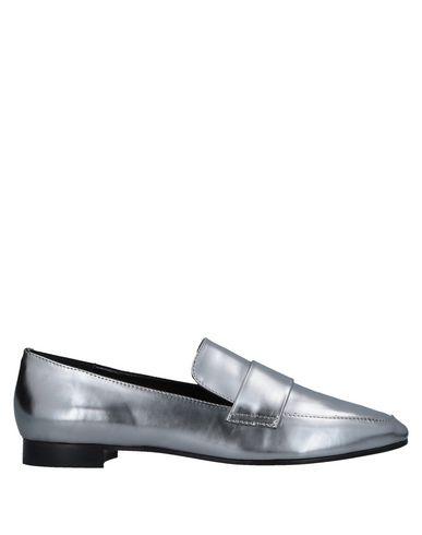 Grandes - descuentos últimos zapatos Mocasín Pelope Mujer - Grandes Mocasines Pelope- 11537747NH Plata 5eae66