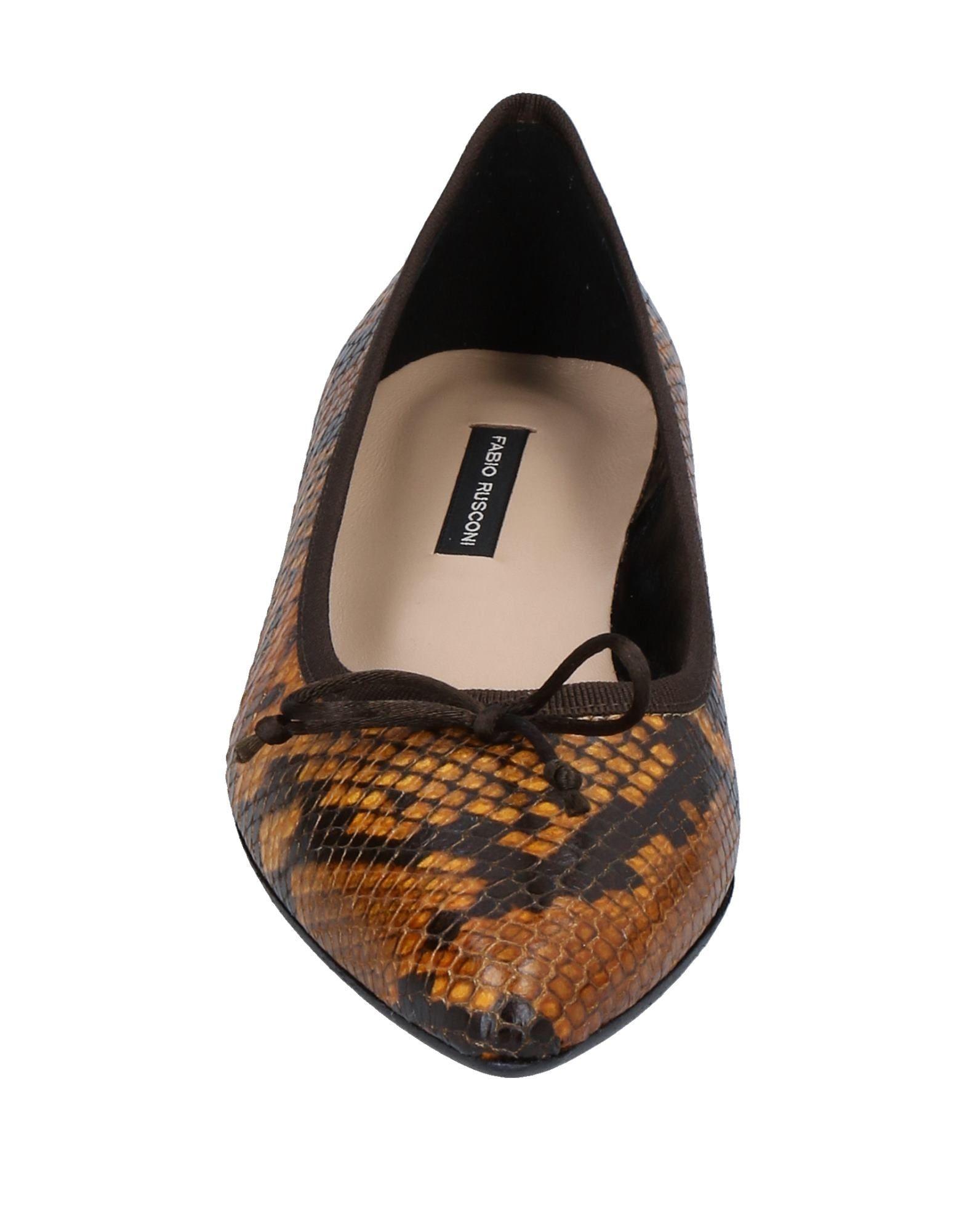 Fabio Rusconi Ballerinas Damen    11532319LB Gute Qualität beliebte Schuhe 24481d