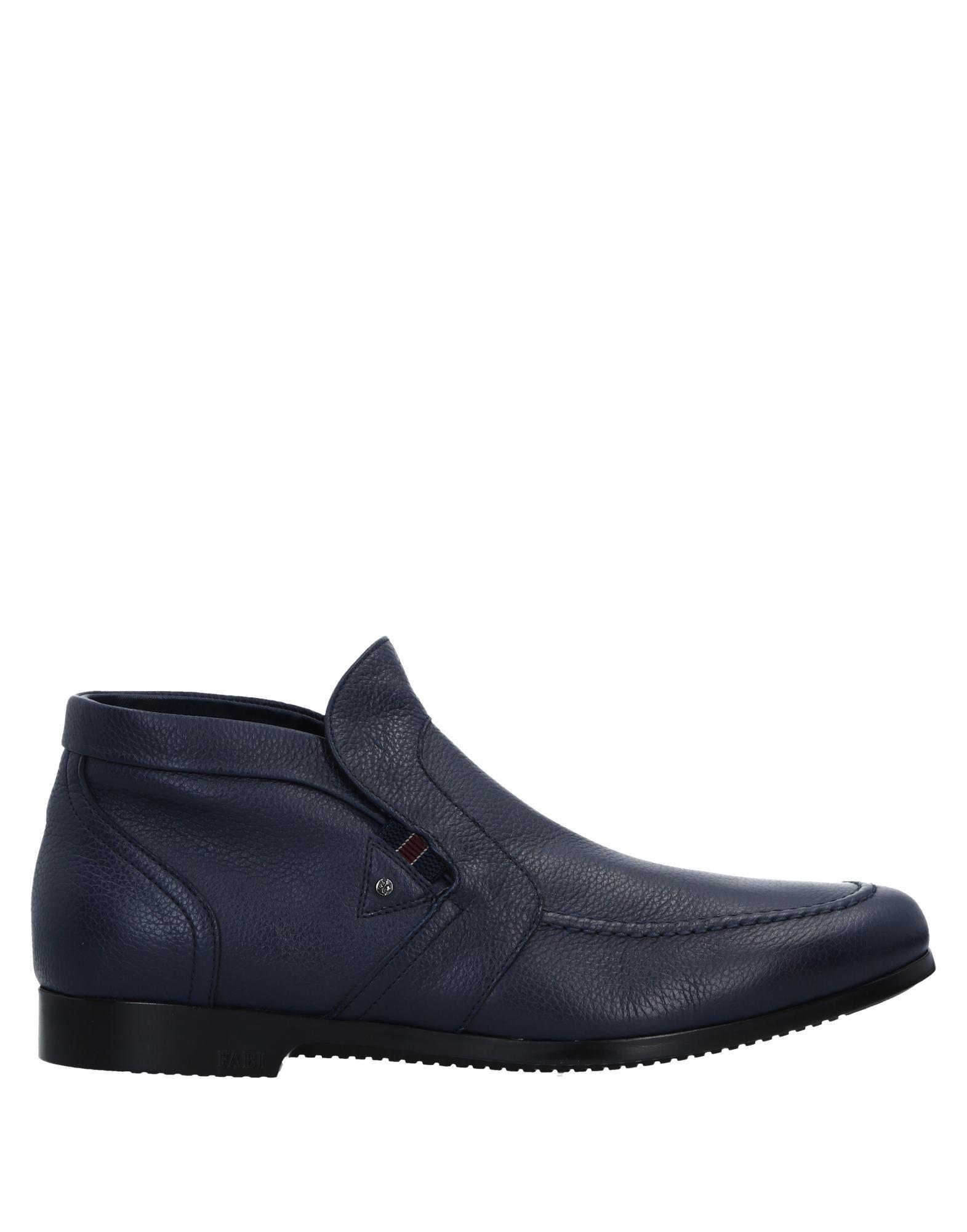 Haltbare Mode billige Schuhe Fabi Stiefelette Herren  11532342PP Heiße Schuhe