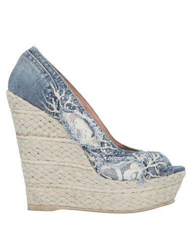 Tiempo limitado especial Zapato De Salón Gianmarco Lorzi Mujer - Salones Gianmarco Lorzi   - 11532372UR Azul marino