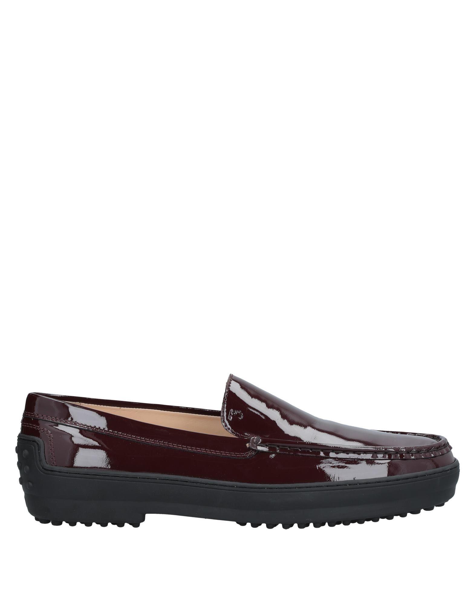 Rabatt Schuhe Tod's Mokassins Damen  11532389GC