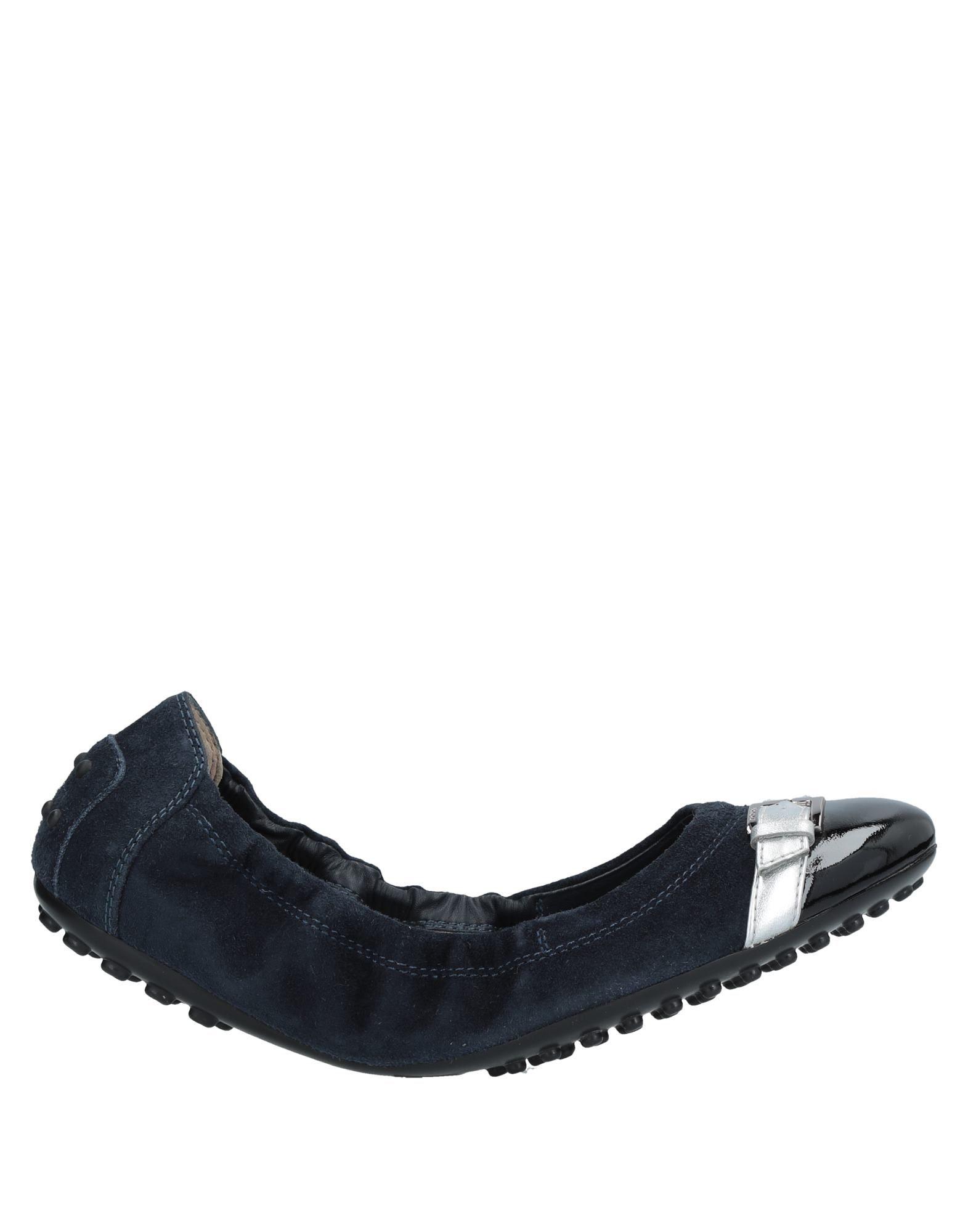 Haltbare Mode billige Schuhe Tod's Ballerinas Damen  11532400QU Heiße Schuhe