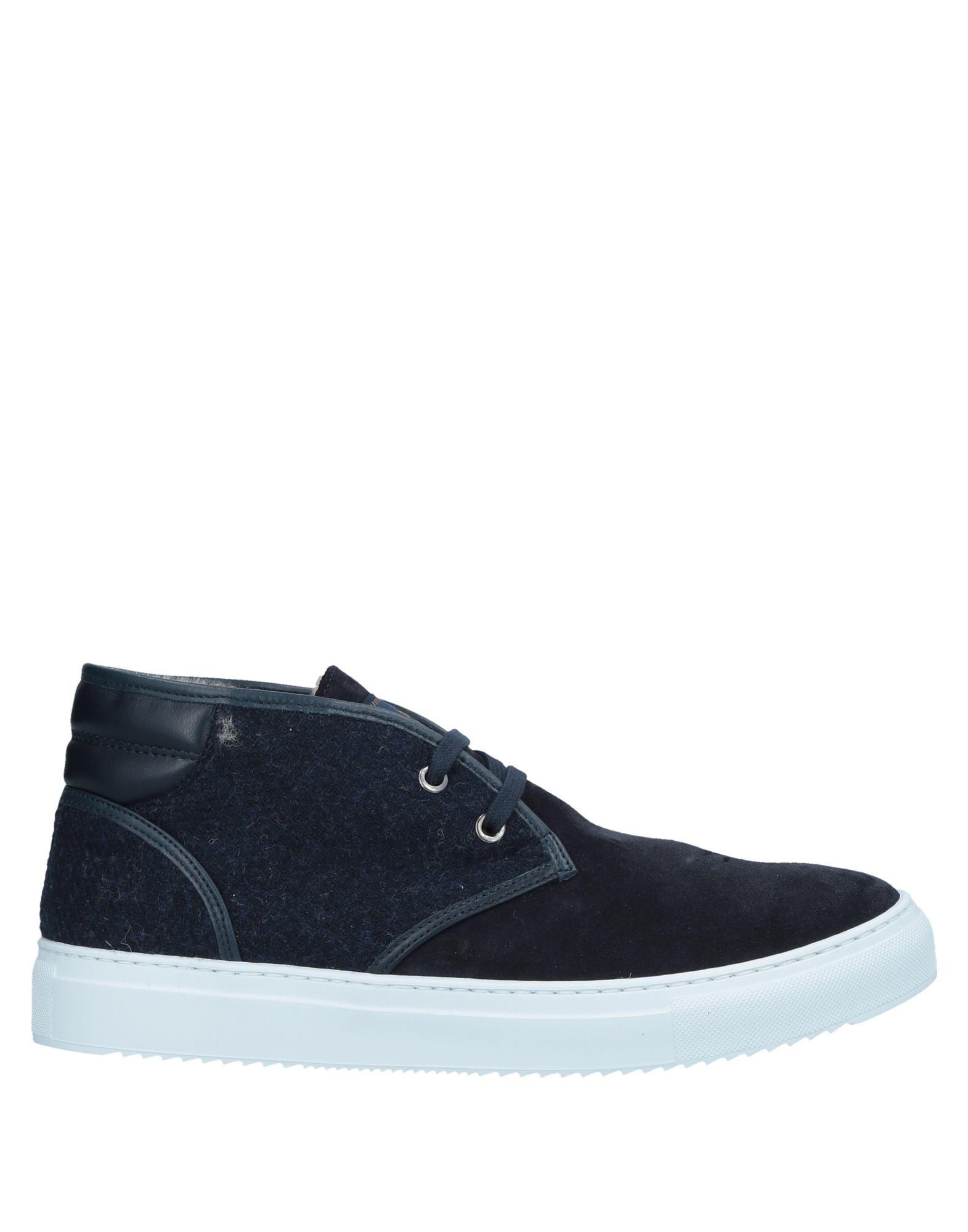 Sneakers Fabi Homme - Sneakers Fabi  Bleu foncé Chaussures femme pas cher homme et femme