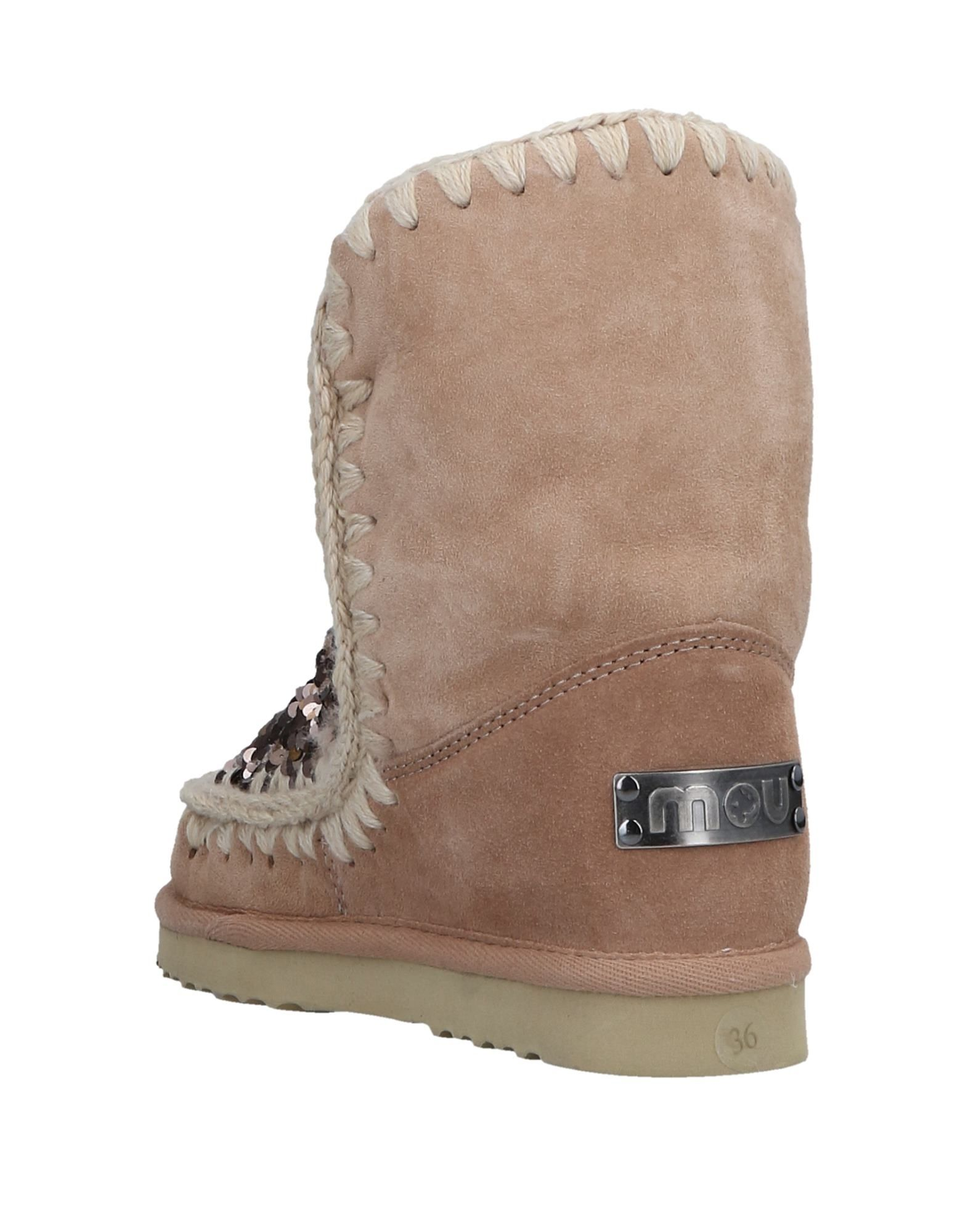 Stilvolle billige Schuhe Mou Stiefelette Damen    11532486KK 036632
