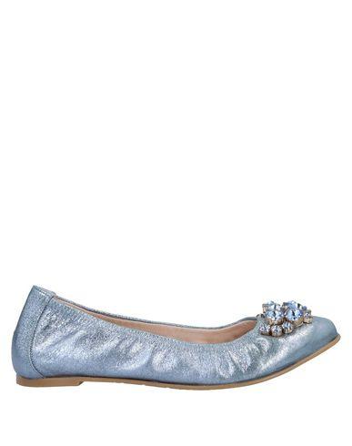 Zapatos casuales salvajes Bailarina Ras Mujer - Bailarinas Ras   - 11532501OE Azul celeste