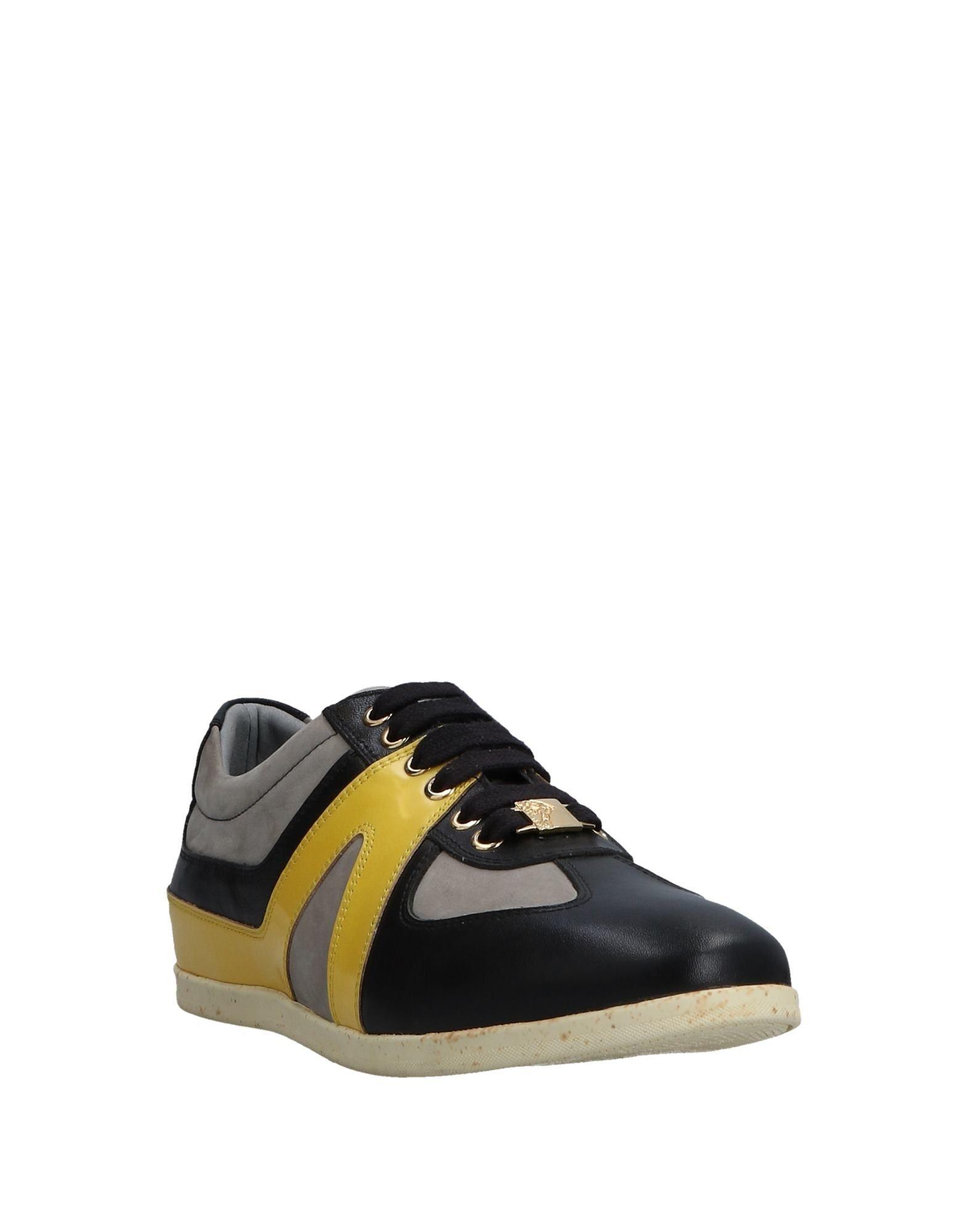 Stilvolle billige Damen Schuhe Versace Collection Sneakers Damen billige  11532924AX abfefb