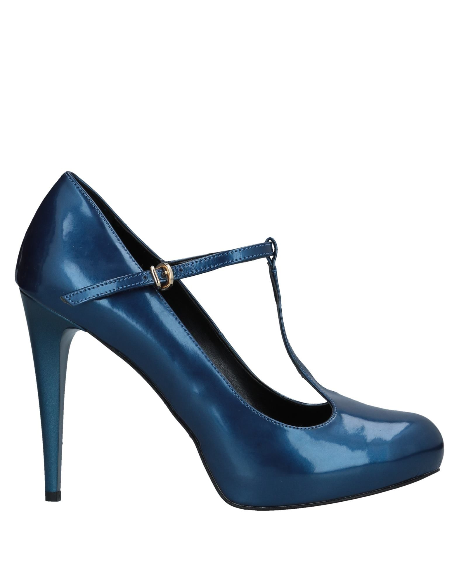 Cómodo y Zapato bien parecido Zapato y De Salón Tipe E Tacchi Mujer - Salones Tipe E Tacchi  Azul oscuro b1a8b9