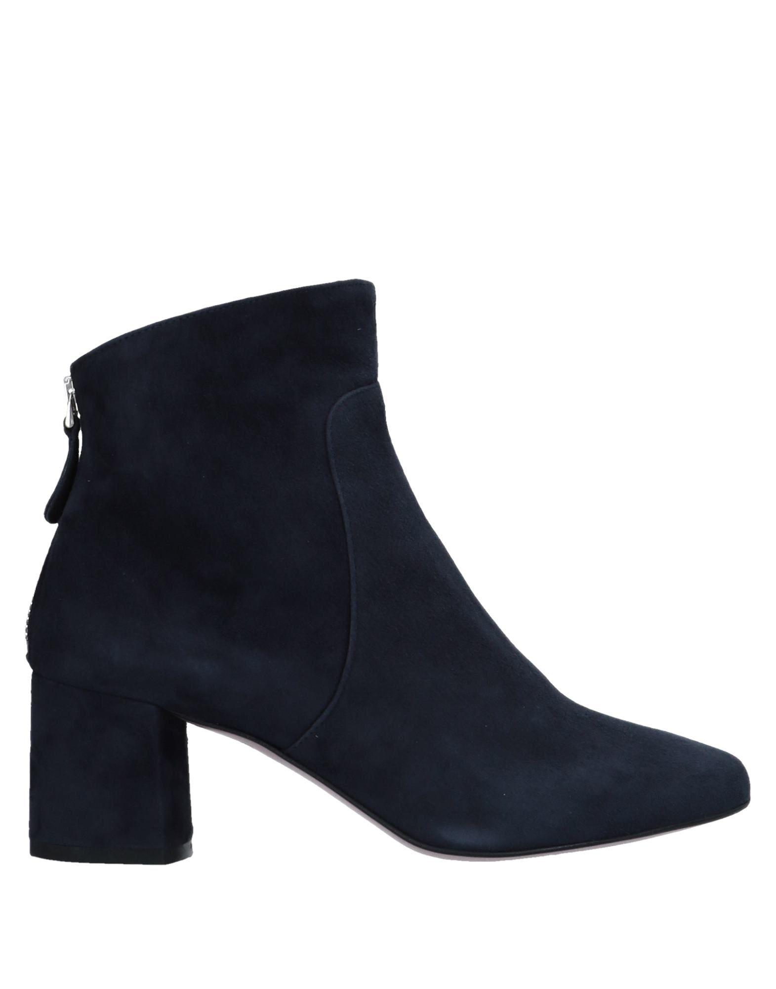 Bottine Albano Femme - Bottines chaussures Albano Bleu foncé Dernières chaussures Bottines discount pour hommes et femmes f38640