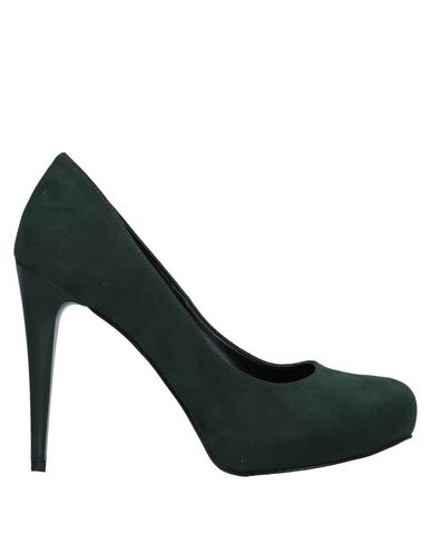 Cómodo y bien parecido Zapato De Salón Tipe E Tacchi E Mujer - Salones Tipe E Tacchi Tacchi - 11532972WQ Verde oscuro 4c108a