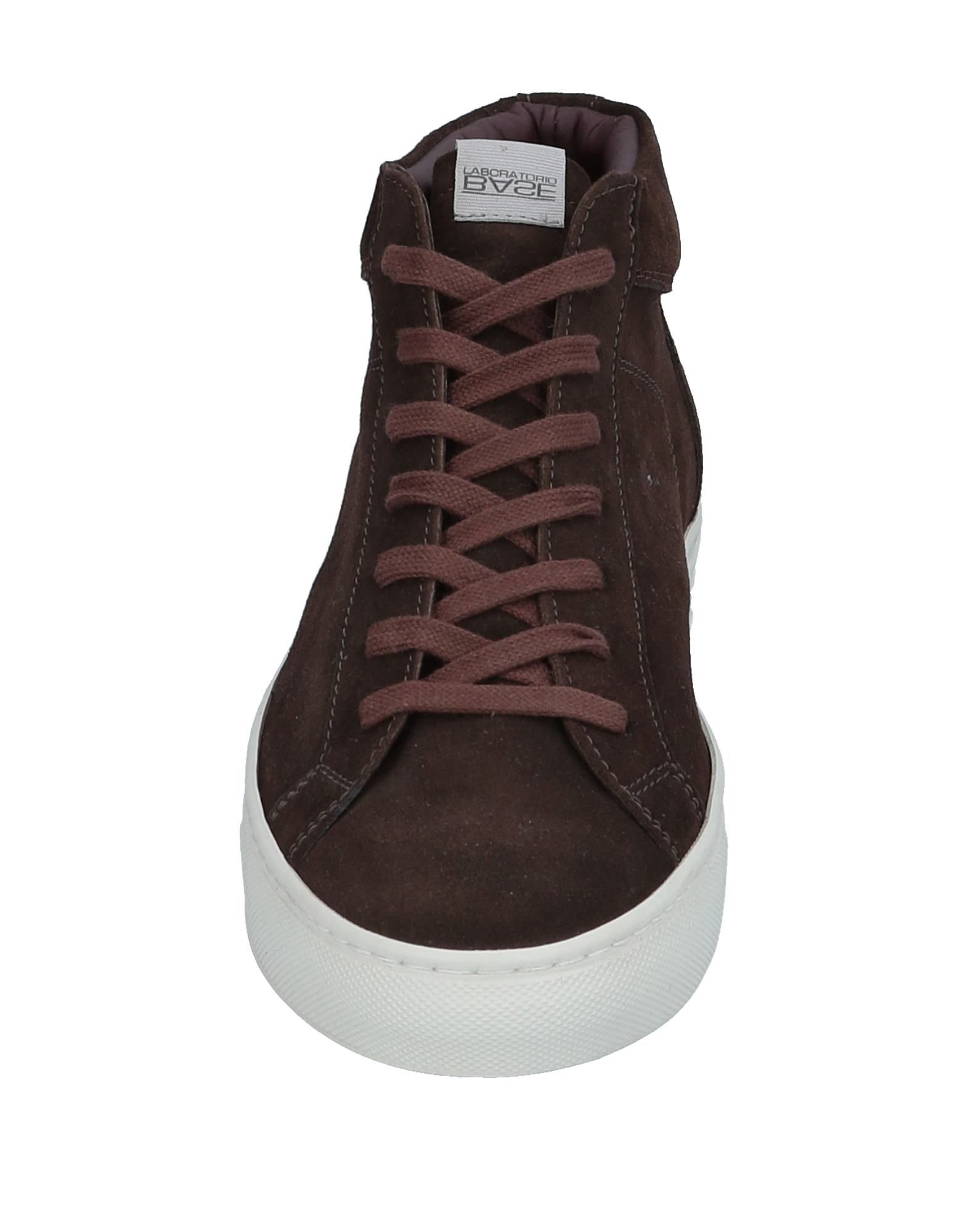 Rabatt Sneakers echte Schuhe Laboratorio Base Sneakers Rabatt Herren  11532981IO e1f493