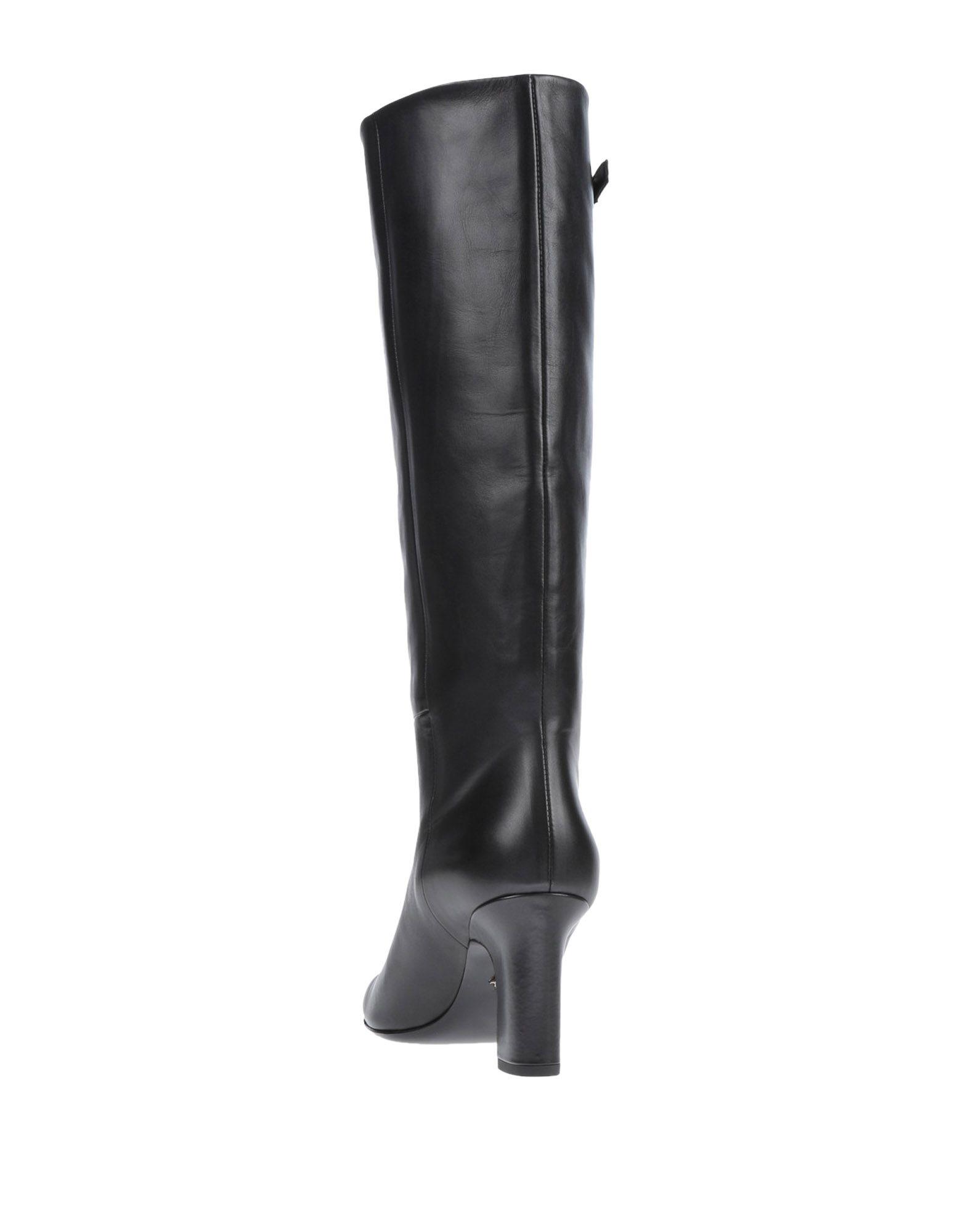 Versace Stiefel aussehende Damen  11533006CWGünstige gut aussehende Stiefel Schuhe 8dfbee