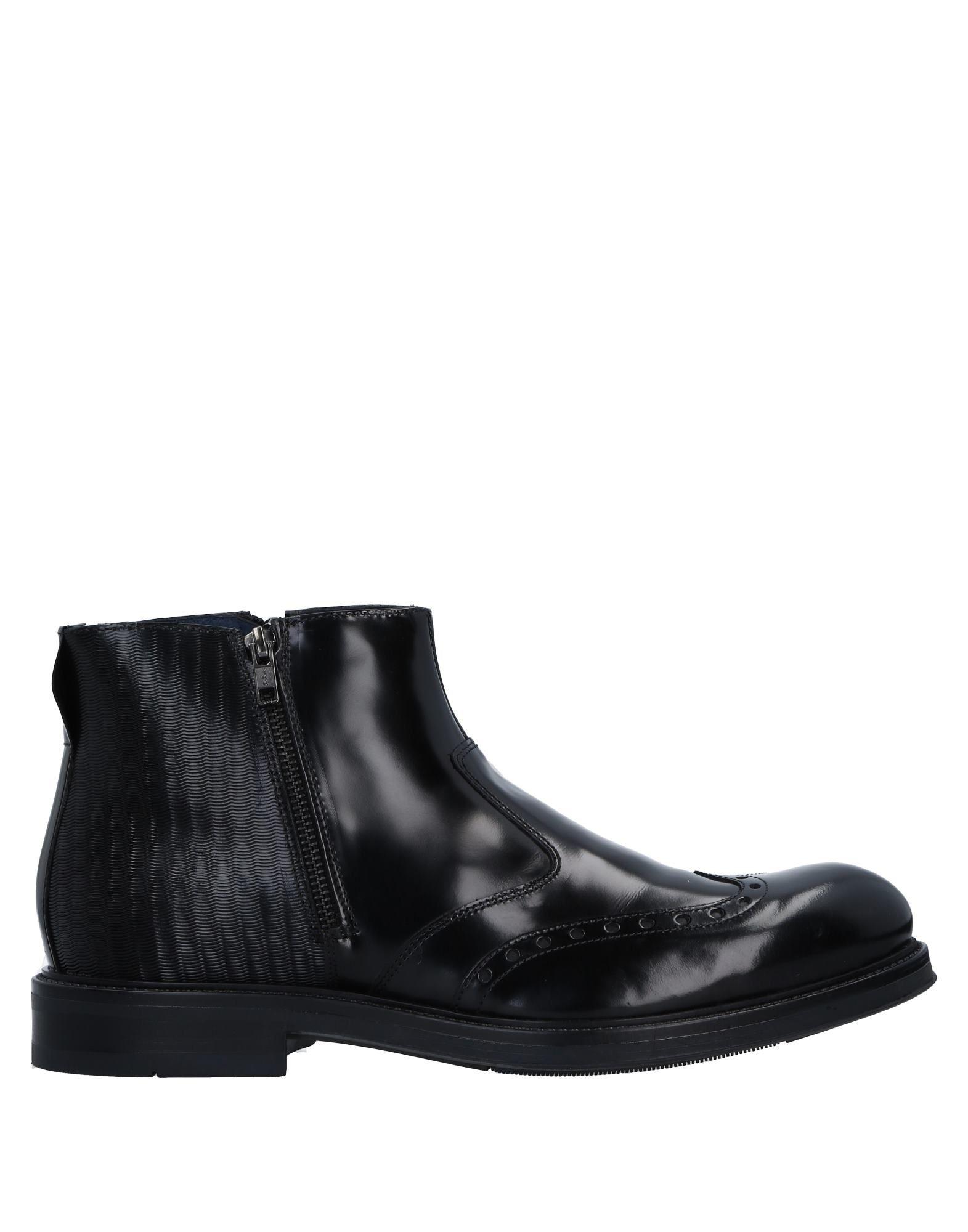 Rabatt echte Schuhe Sandro Ramadori® Stiefelette Herren  11533078WV
