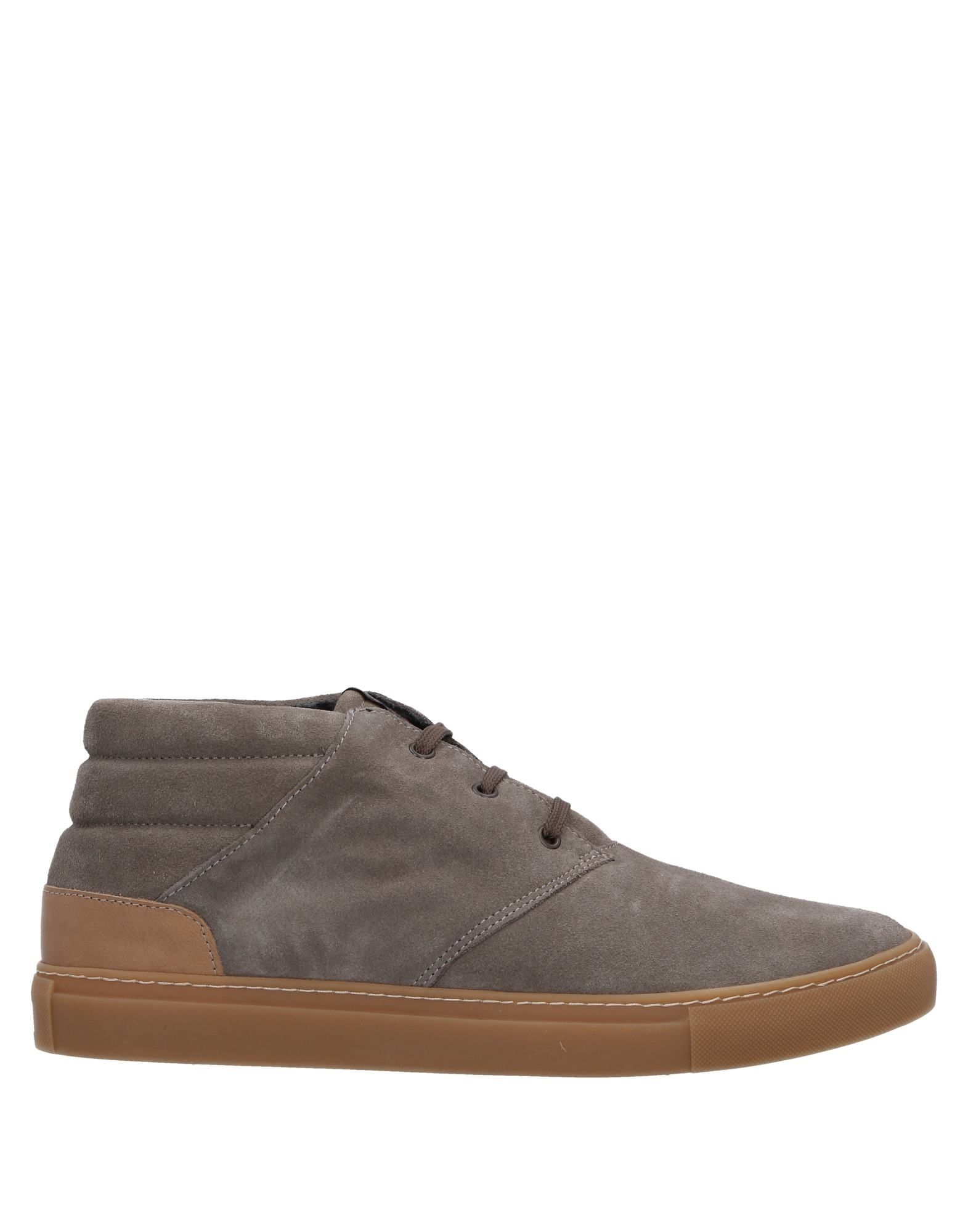 Bottine Wally Walker Homme - Bottines Wally Walker  Gris Meilleur modèle de vente