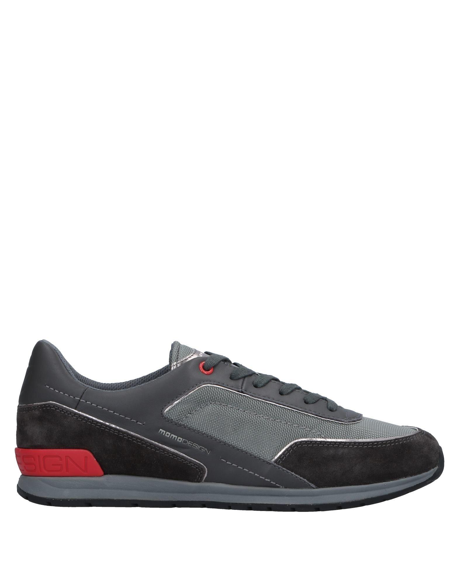 Rabatt echte Schuhe Momo Design Sneakers Herren  11533144PT