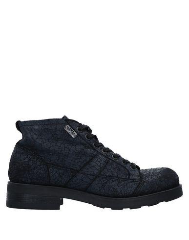 Zapatos con descuento Botín O.X.S. Hombre - Botines O.X.S. - 11533191DX Azul oscuro