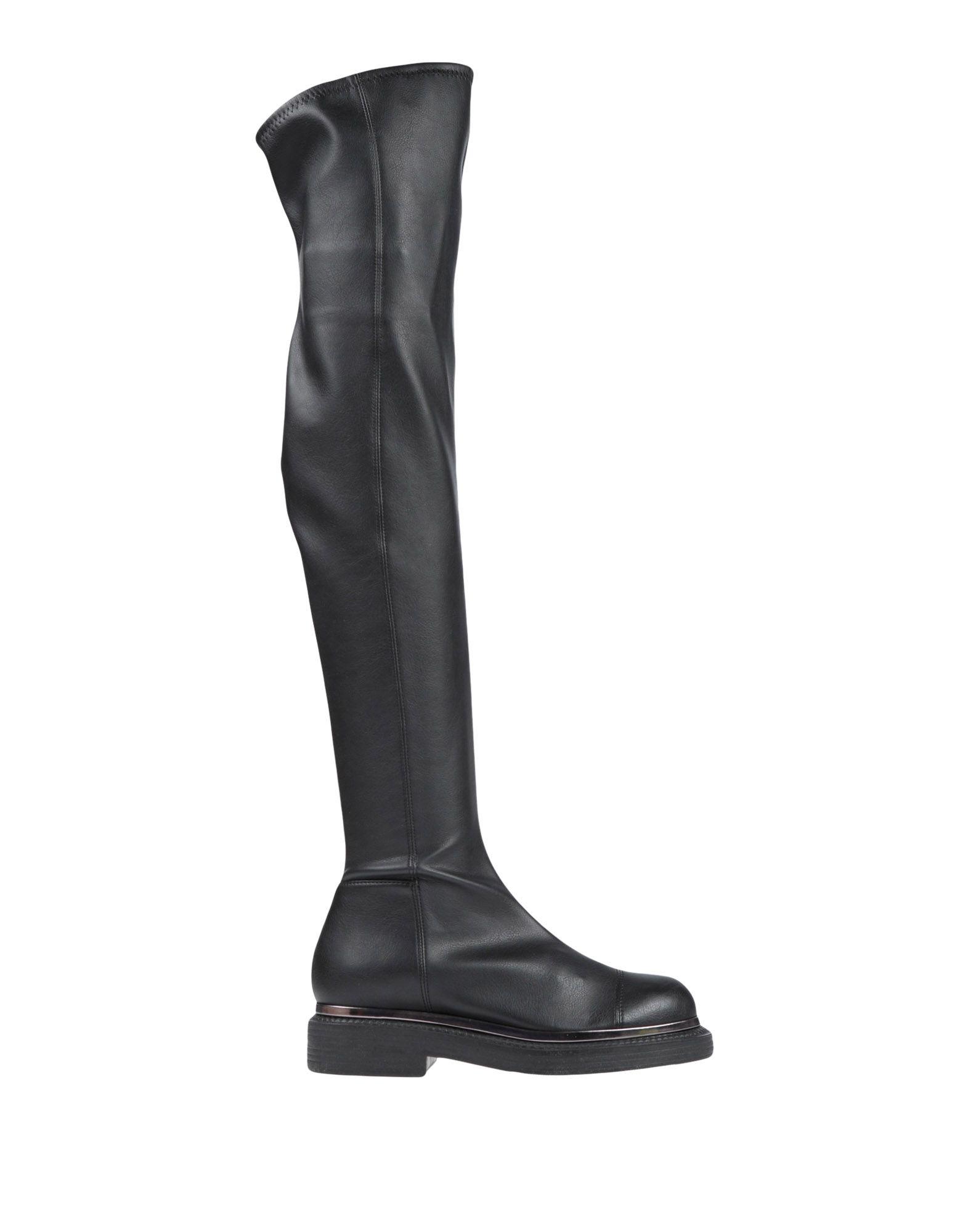 Rabatt Schuhe Grey Mer Stiefel Damen  11533272VC