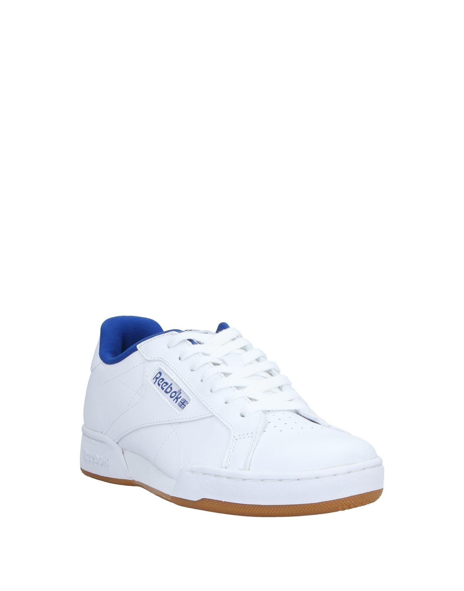 Moda Sneakers Reebok Uomo - 11533296OW
