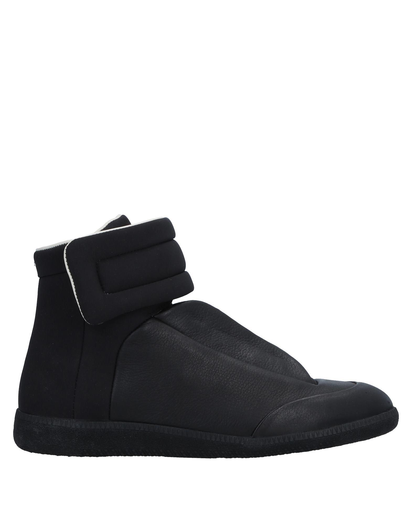 Sneakers Maison Noir Margiela Homme - Sneakers Maison Margiela  Noir Maison Remise de marque b3726a