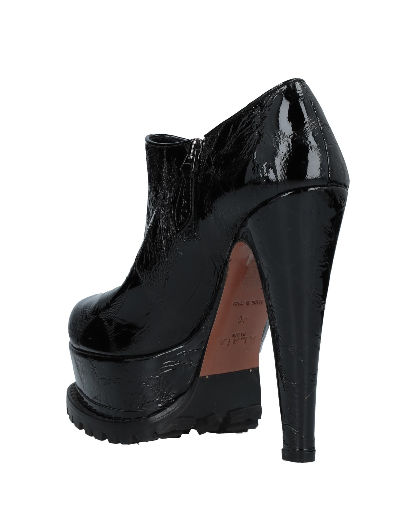 Alaïa Stiefelette Damen Schuhe  11533440RTGünstige gut aussehende Schuhe Damen c04e78