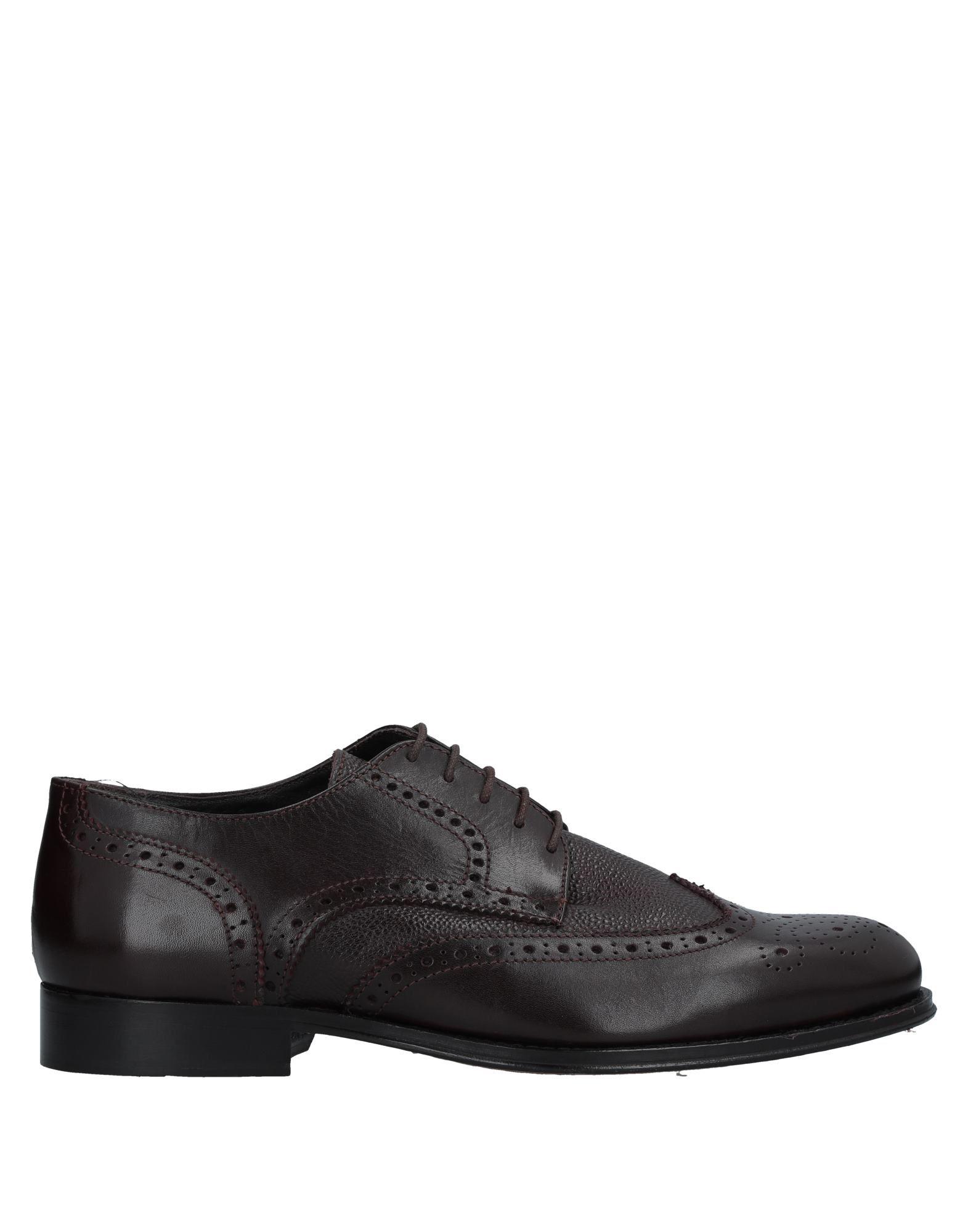 Rabatt echte Schuhe Roberto Della Croce Schnürschuhe Herren  11533449ND