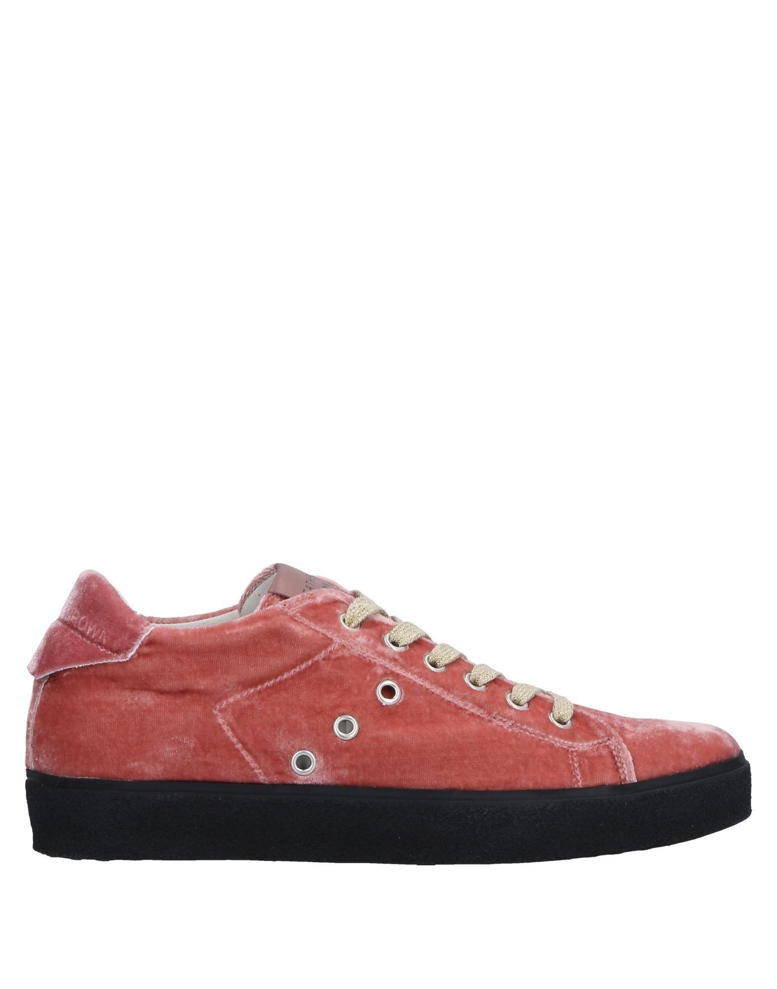 Leather Crown Sneakers Damen  11533485EE Gute Qualität beliebte Schuhe