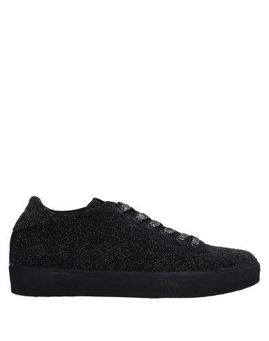 Zapatos especiales para hombres y mujeres Zapatillas Leather Crown Crown Mujer - Zapatillas Leather Crown Crown - 11533519II Negro 82a385
