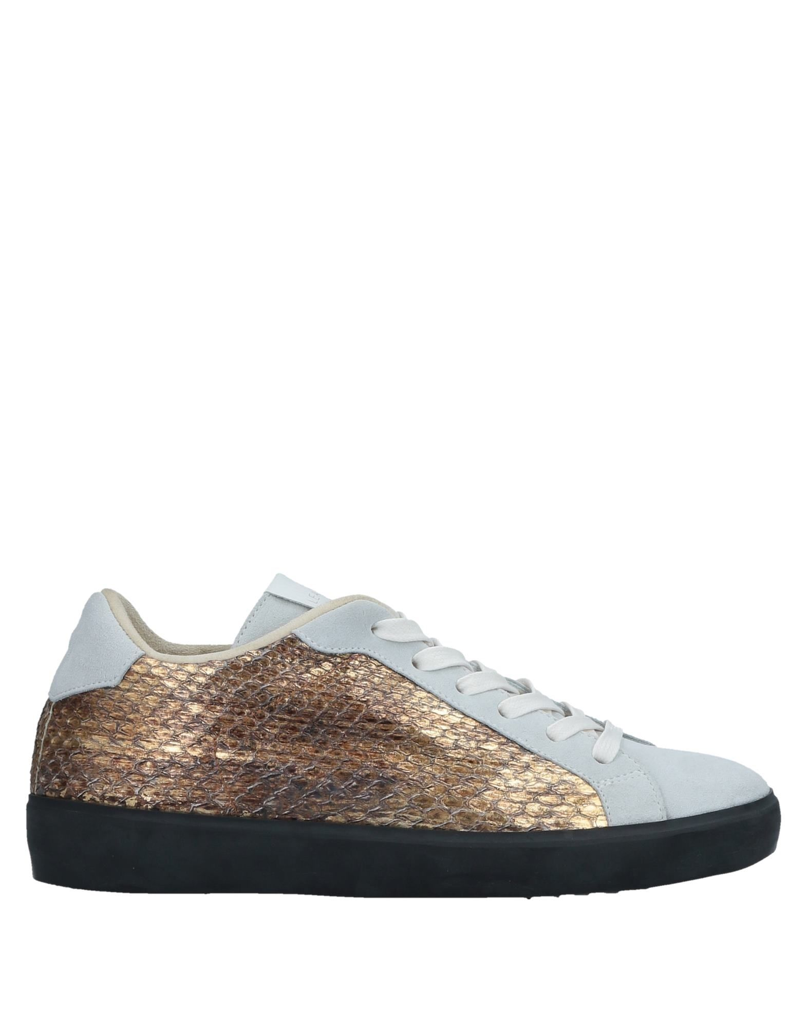 Sneakers Leather Crown Donna - 11533535FV