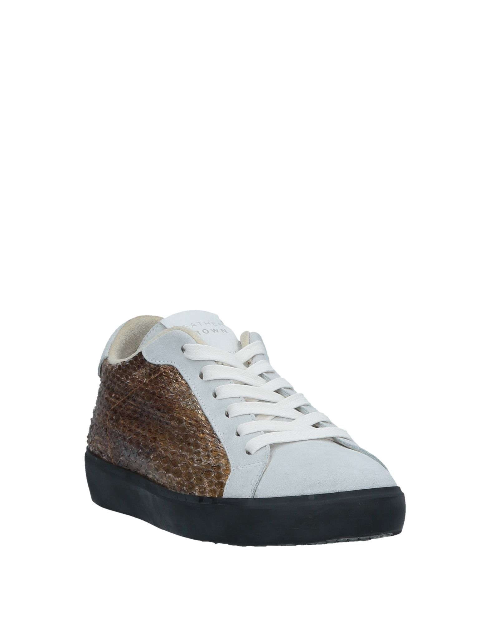 Stilvolle billige billige billige Schuhe Leather Crown Sneakers Damen  11533535FV a93a55