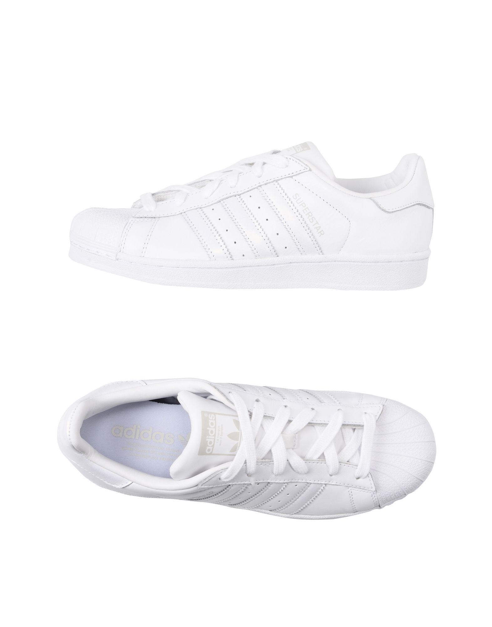 Sneakers Adidas Originals Superstar W - Donna - 11533539BV