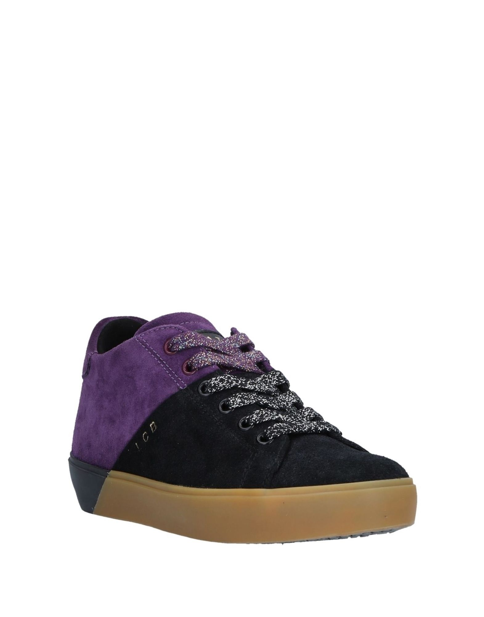 Gut tragenLeather um billige Schuhe zu tragenLeather Gut Crown Sneakers Damen  11533541LE f5a2d6