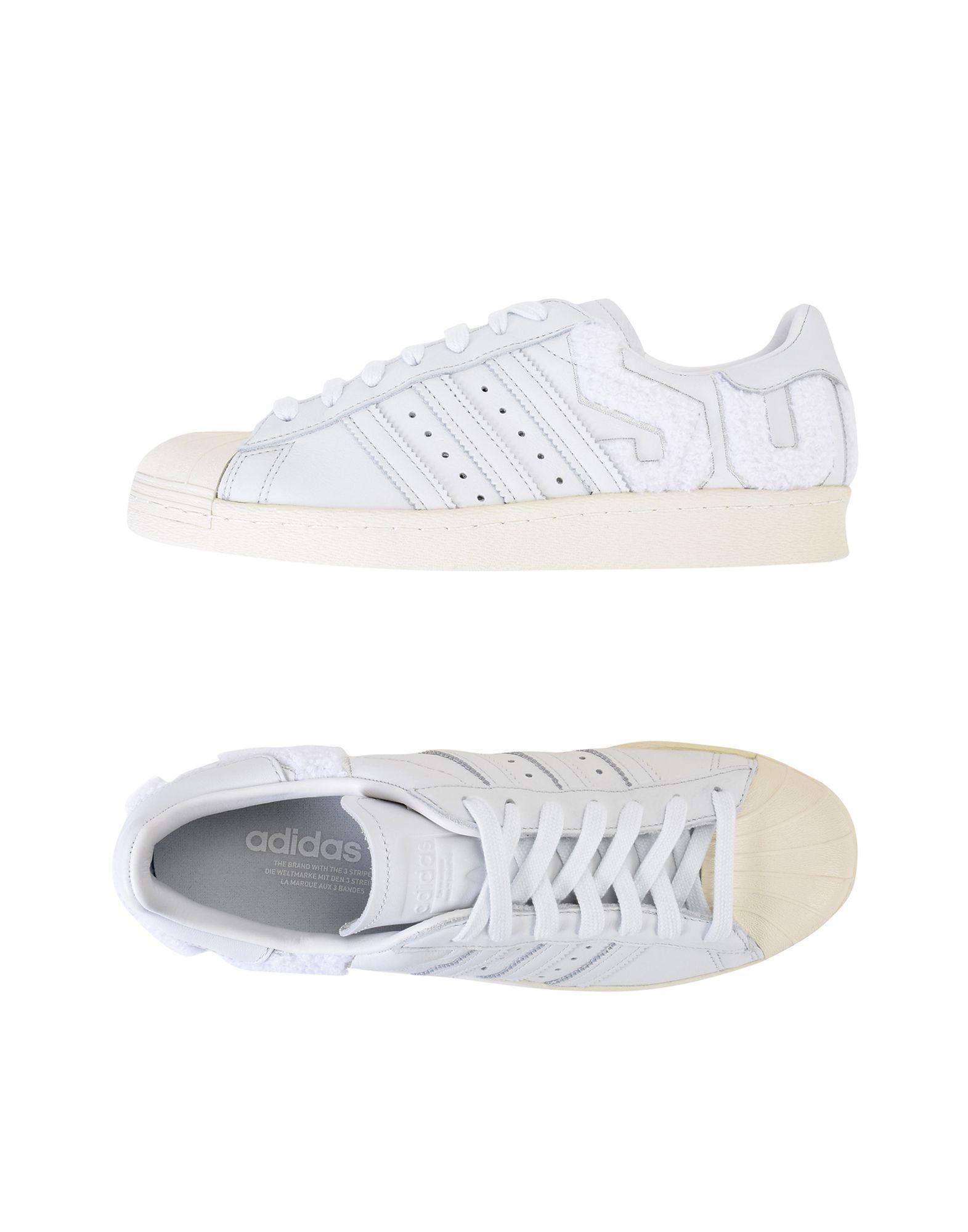 Sneakers Adidas Originals Superstar 80S - Uomo - 11533605RC