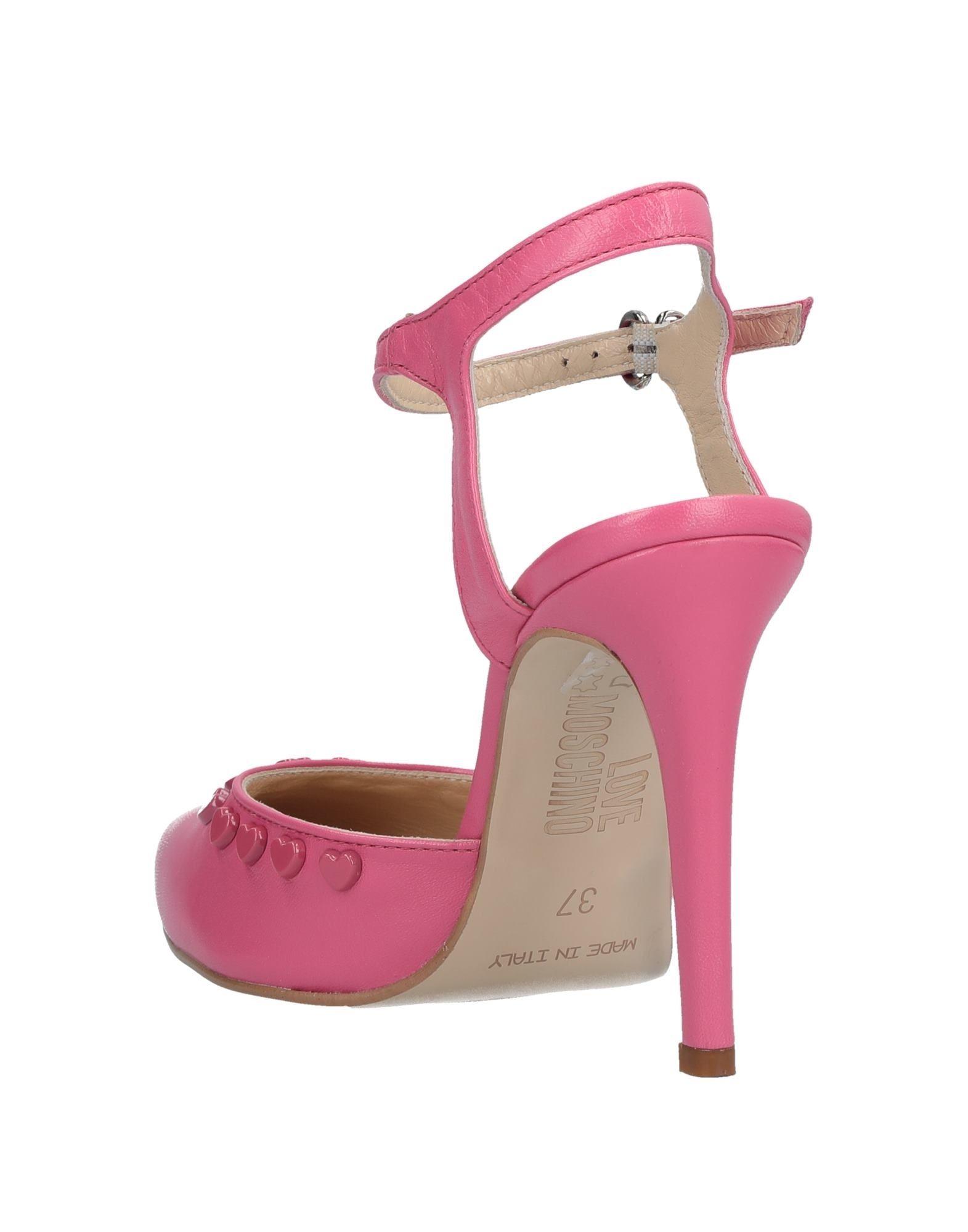 Love Moschino Sandalen Damen    11533633AK Neue Schuhe bd5b0c