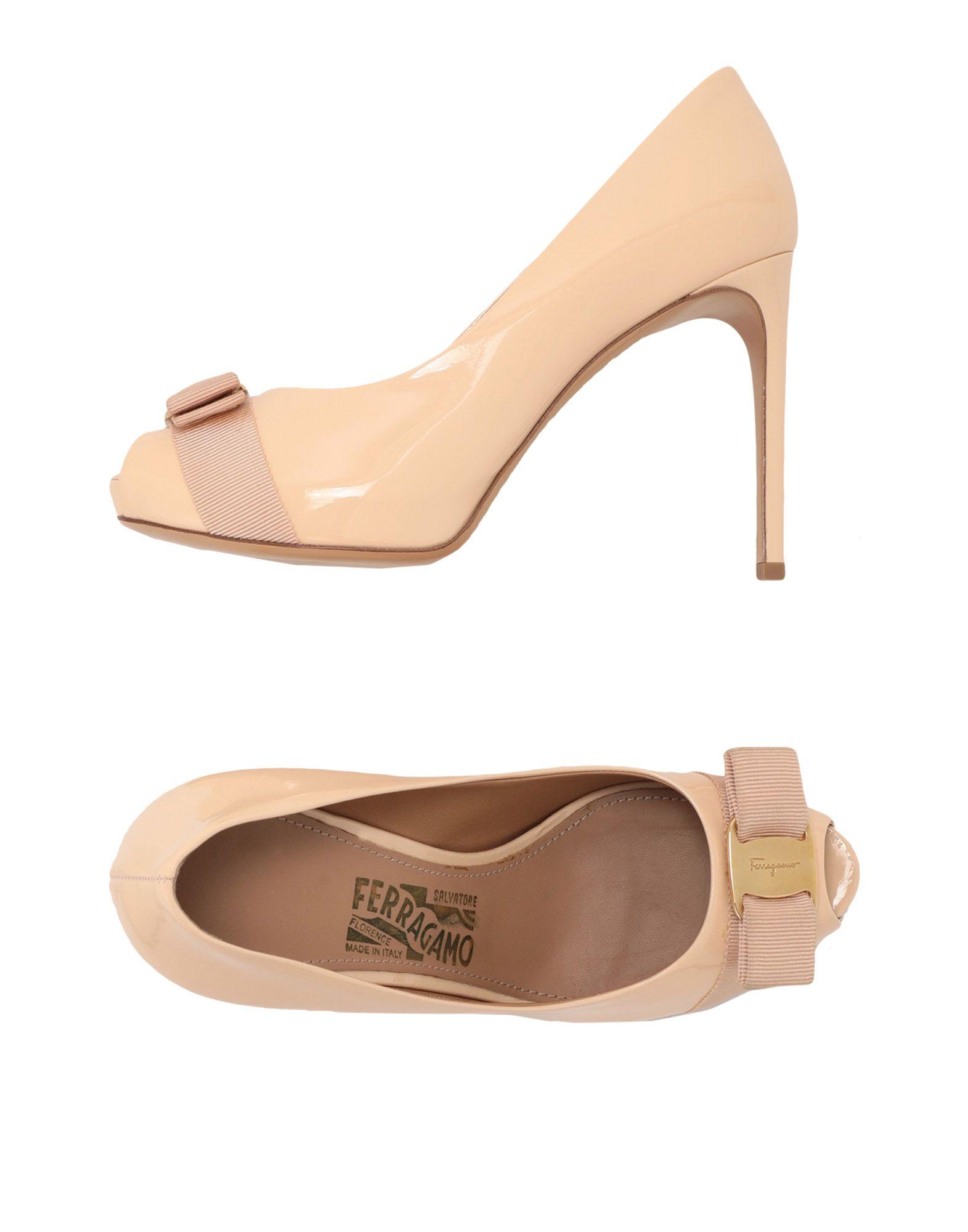 Salvatore Ferragamo Pumps Damen  11533733FKGünstige gut aussehende Schuhe