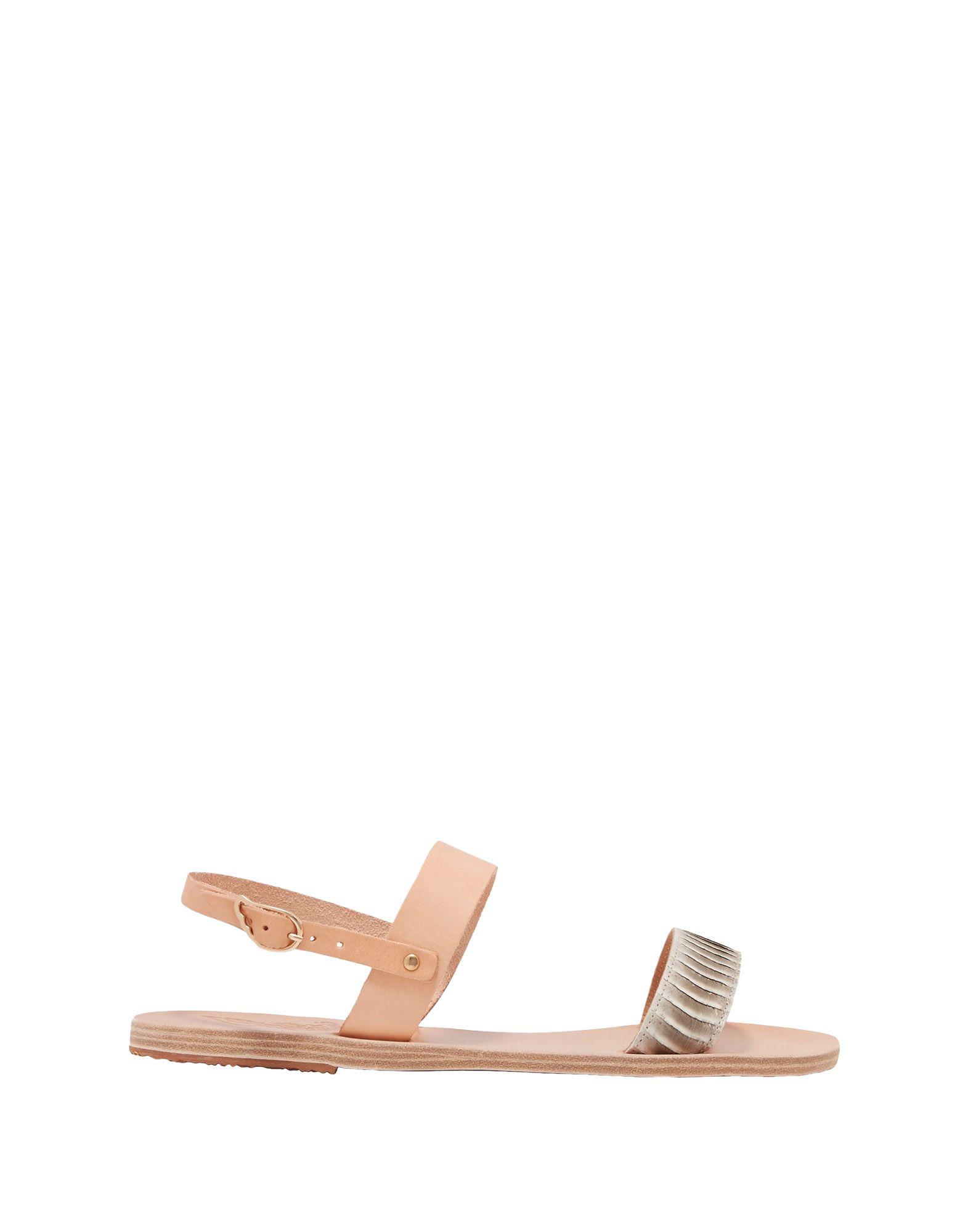 Gut um billige Sandals Schuhe zu tragenAncient Greek Sandals billige Sandalen Damen  11533762WA b6a3d2