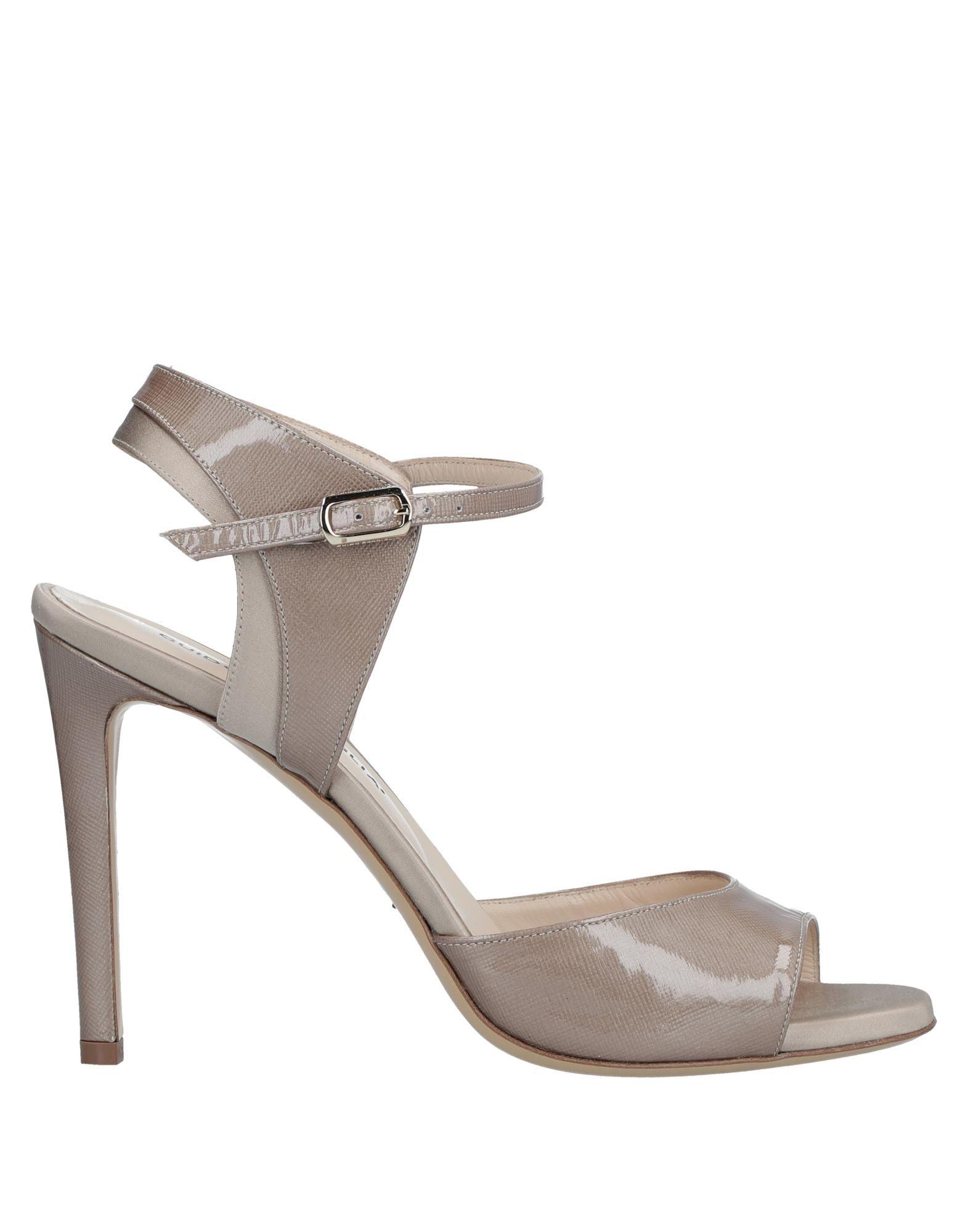 Stilvolle billige Schuhe Guido Sgariglia Sandalen Damen  11533796GW